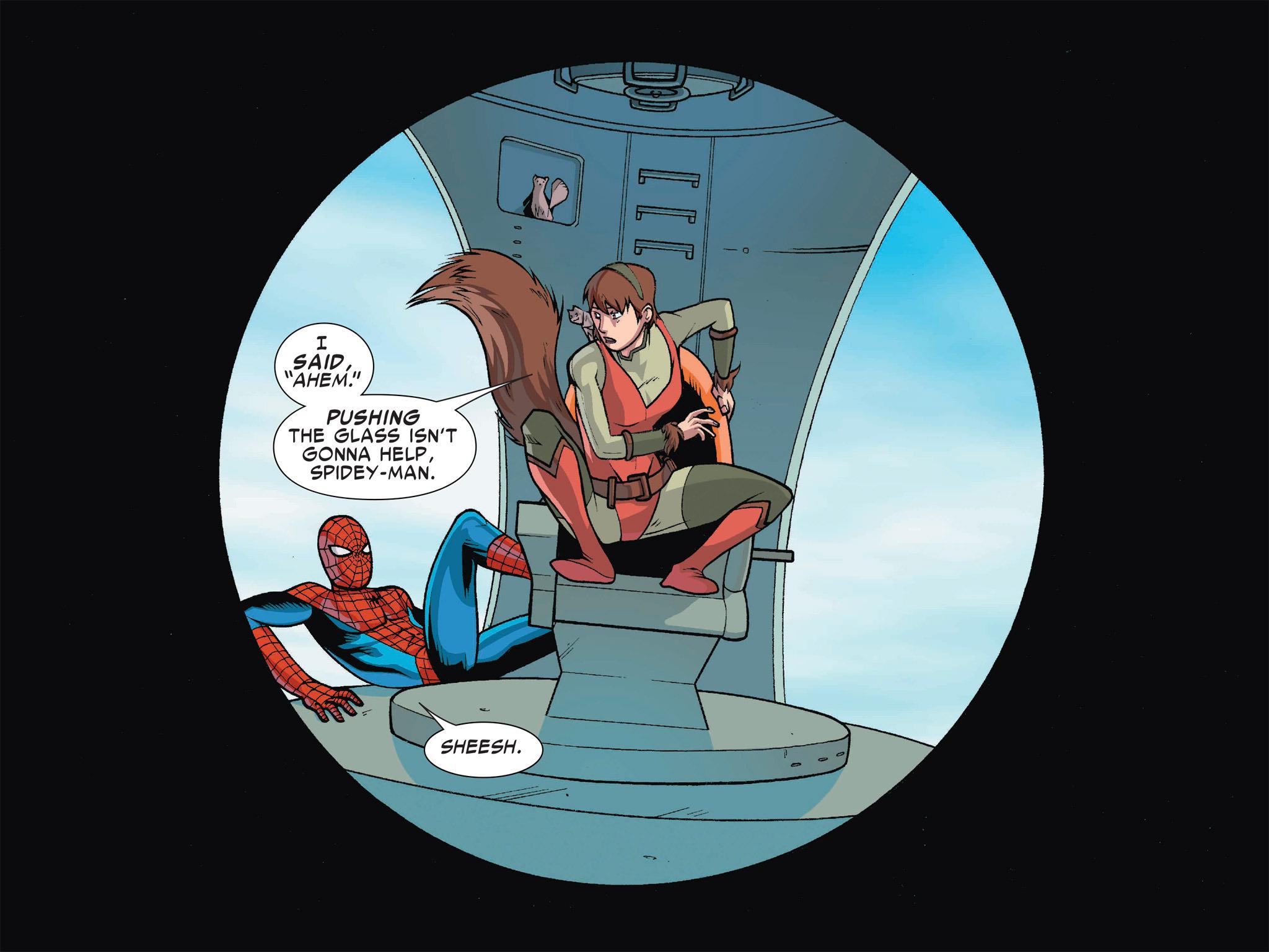 Read online Ultimate Spider-Man (Infinite Comics) (2016) comic -  Issue #1 - 6
