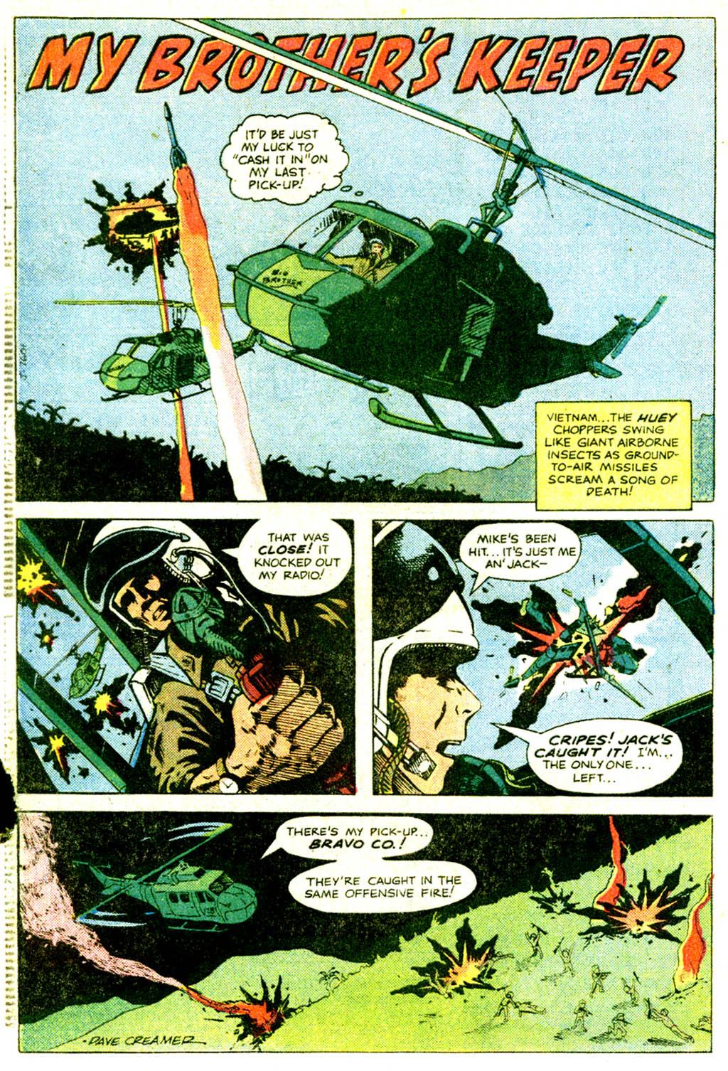 Read online Sgt. Rock comic -  Issue #362 - 29
