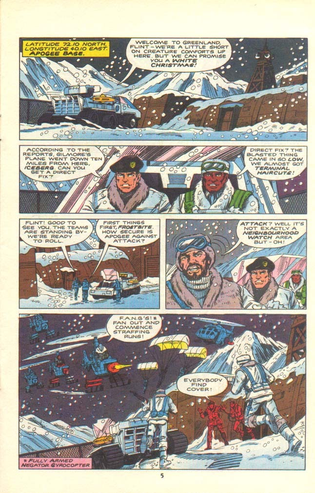 G.I. Joe European Missions issue 8 - Page 4