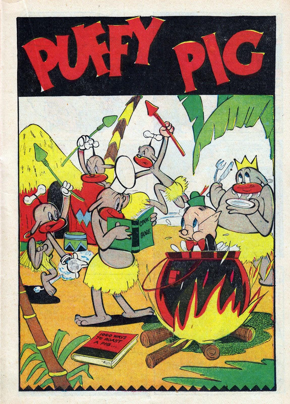 Read online Comedy Comics (1942) comic -  Issue #14 - 27