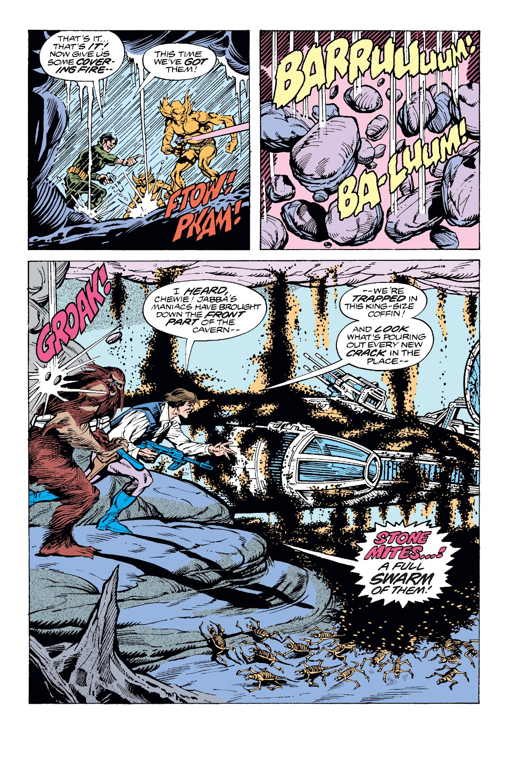 Read online Star Wars Legends: The Original Marvel Years - Epic Collection comic -  Issue # TPB 2 (Part 1) - 87
