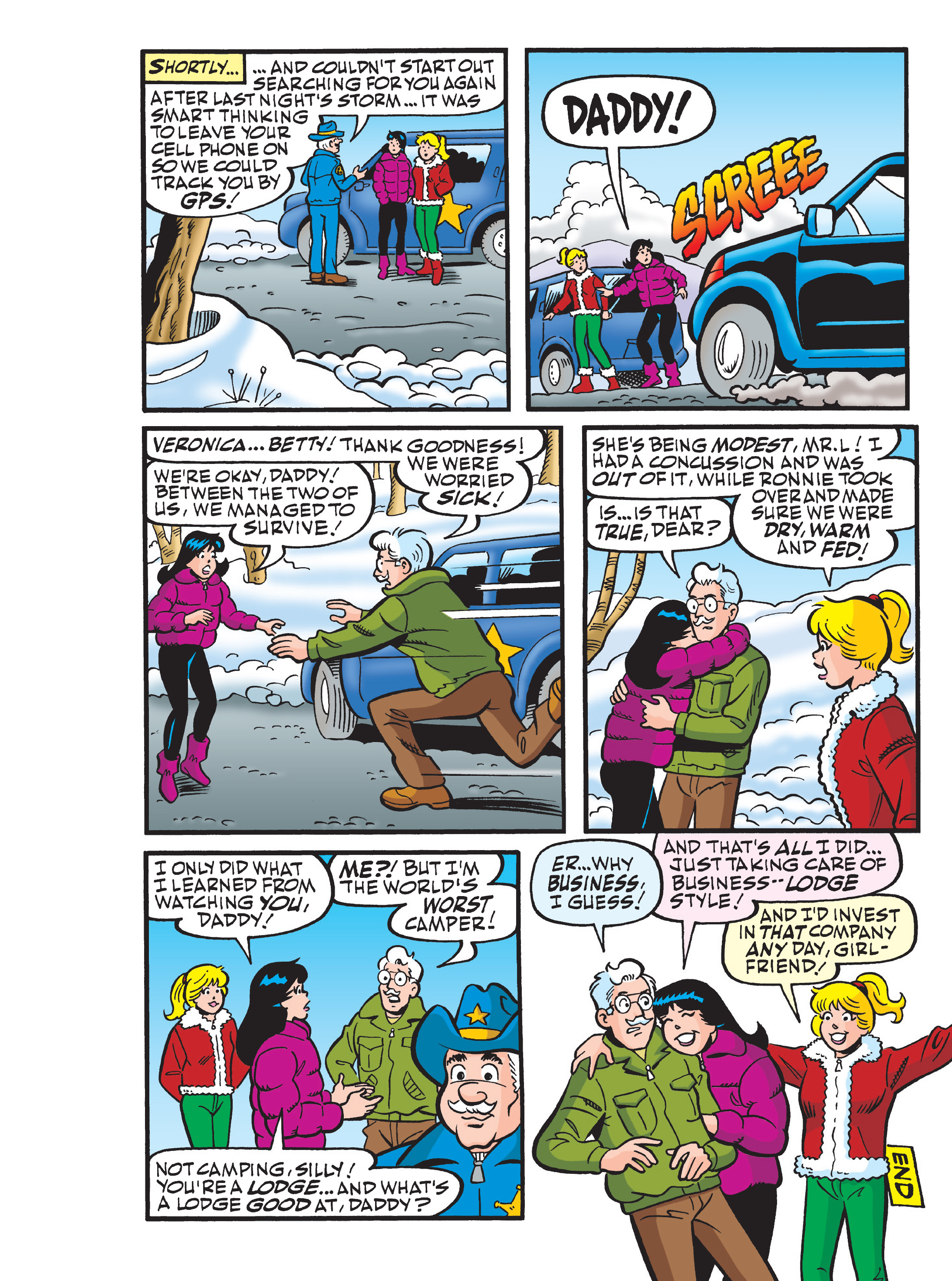 Read online Archie 75th Anniversary Digest comic -  Issue #4 - 118