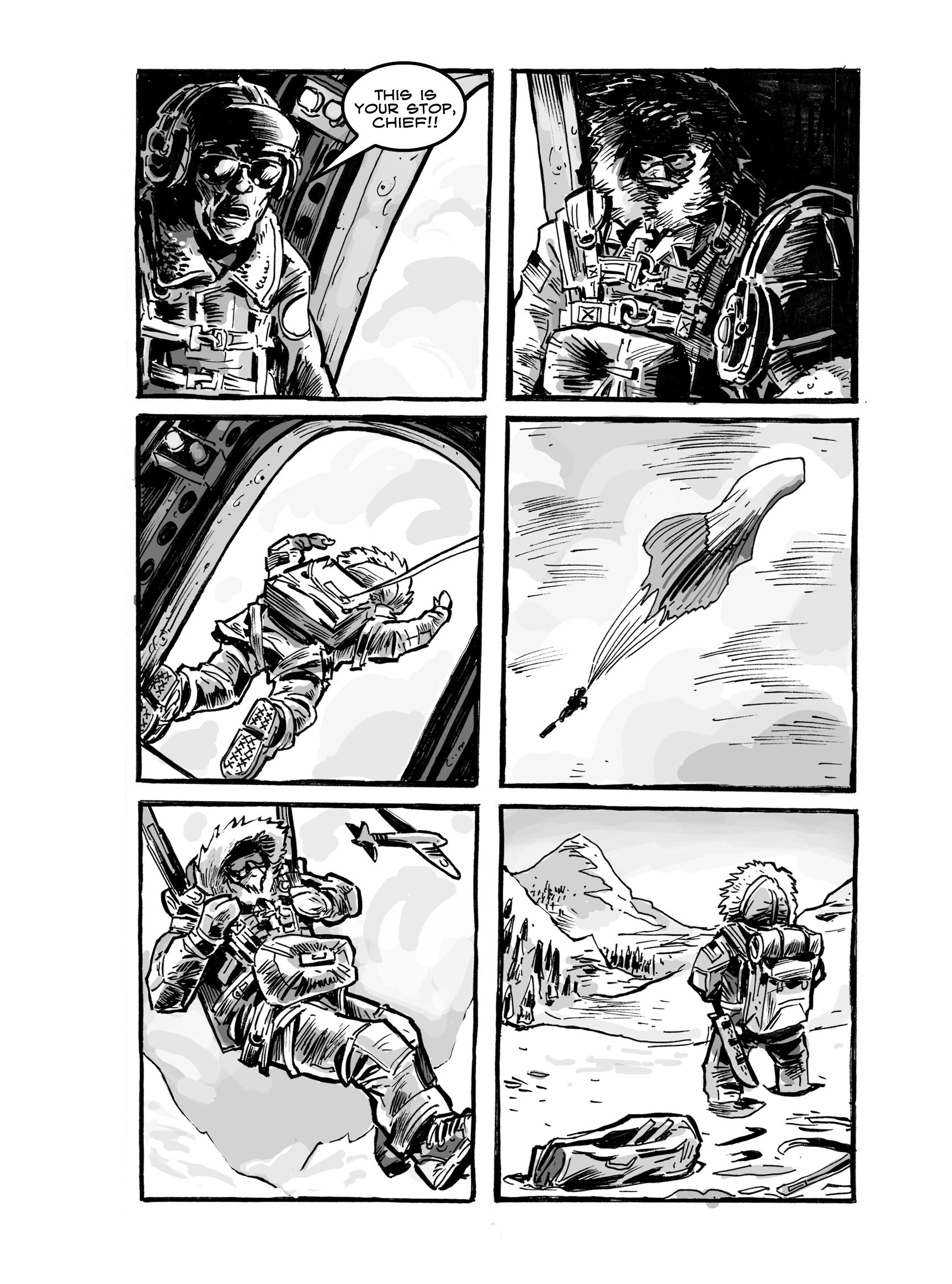 Read online FUBAR comic -  Issue #2 - 145