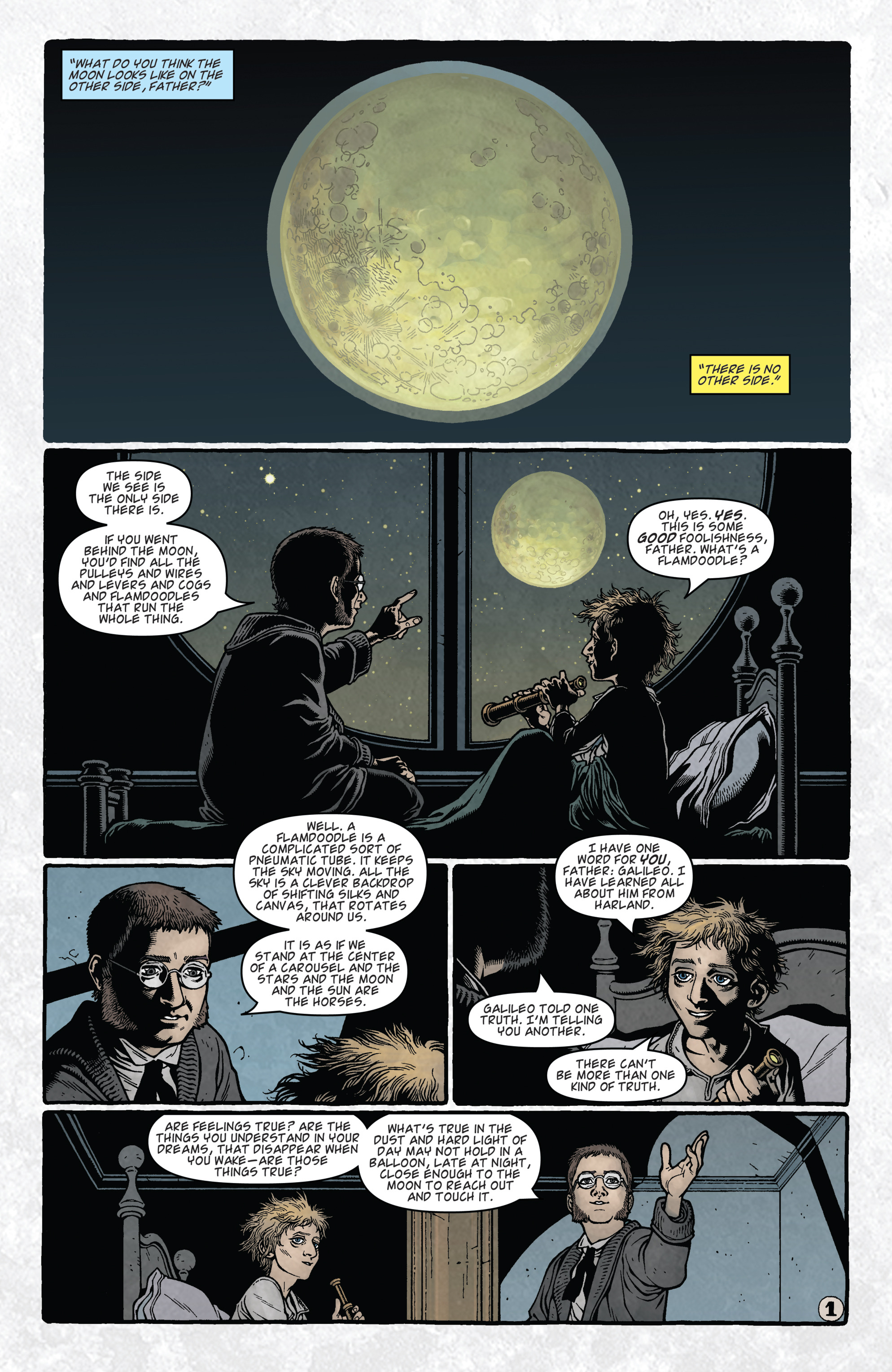 Read online Locke & Key: Guide to the Known Keys comic -  Issue # Full - 3