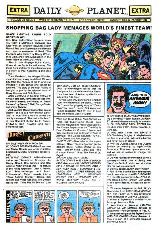 Read online Wonder Woman (1942) comic -  Issue #255 - 29
