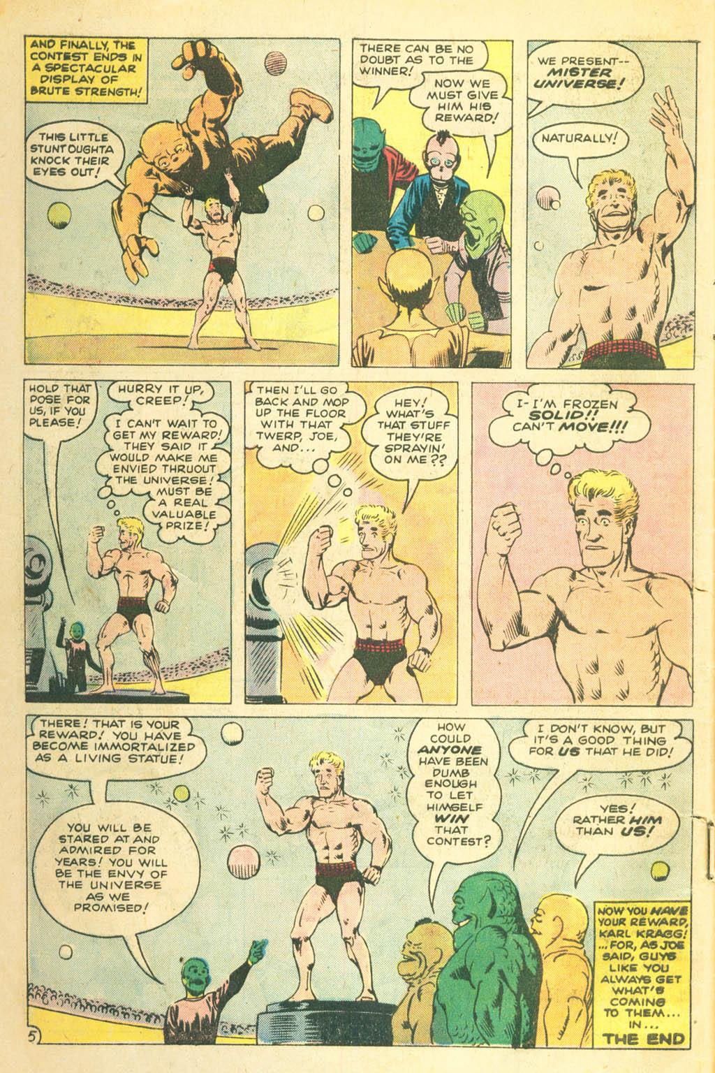 Read online Uncanny X-Men (1963) comic -  Issue #87 - 34