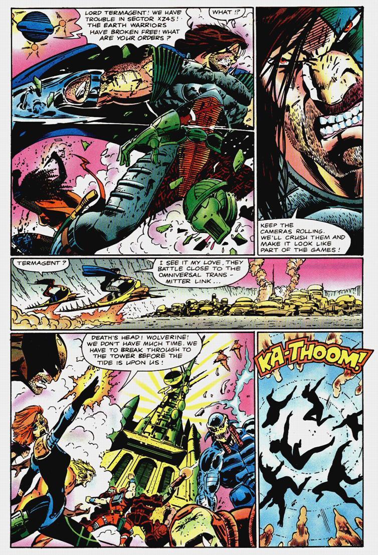 Read online Battletide comic -  Issue #3 - 21