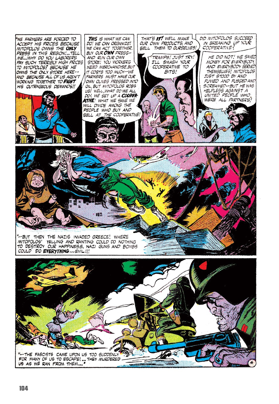 Read online The Joe Kubert Archives comic -  Issue # TPB (Part 2) - 15