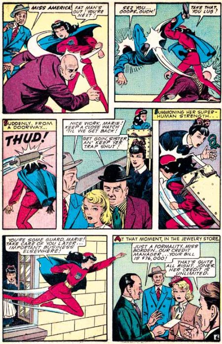 Marvel Mystery Comics (1939) issue 75 - Page 33
