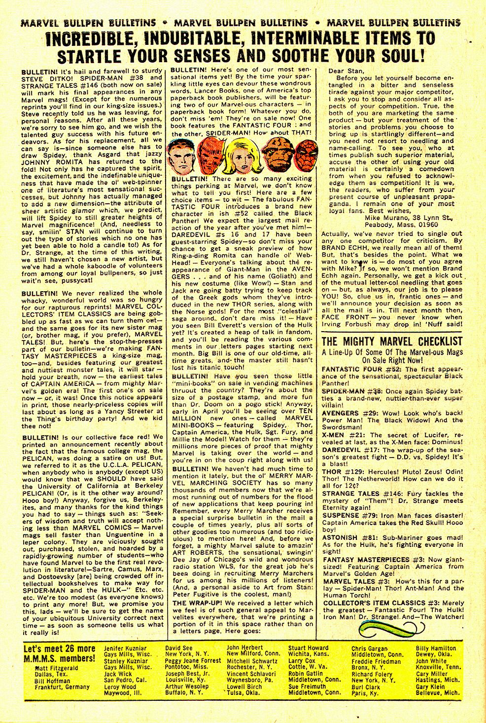 Read online Sgt. Fury comic -  Issue #31 - 30