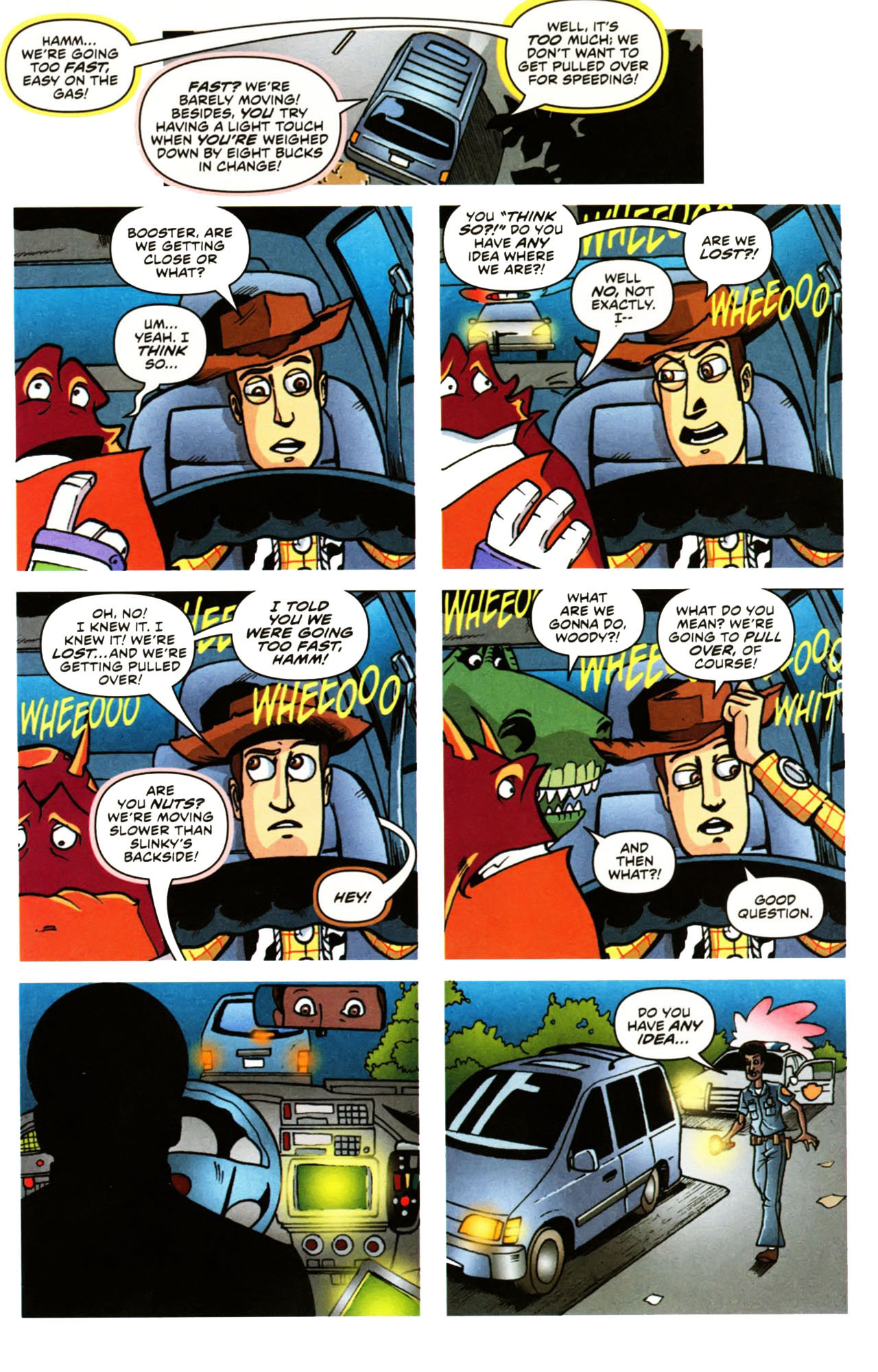 Read online Toy Story (2009) comic -  Issue #1 - 15