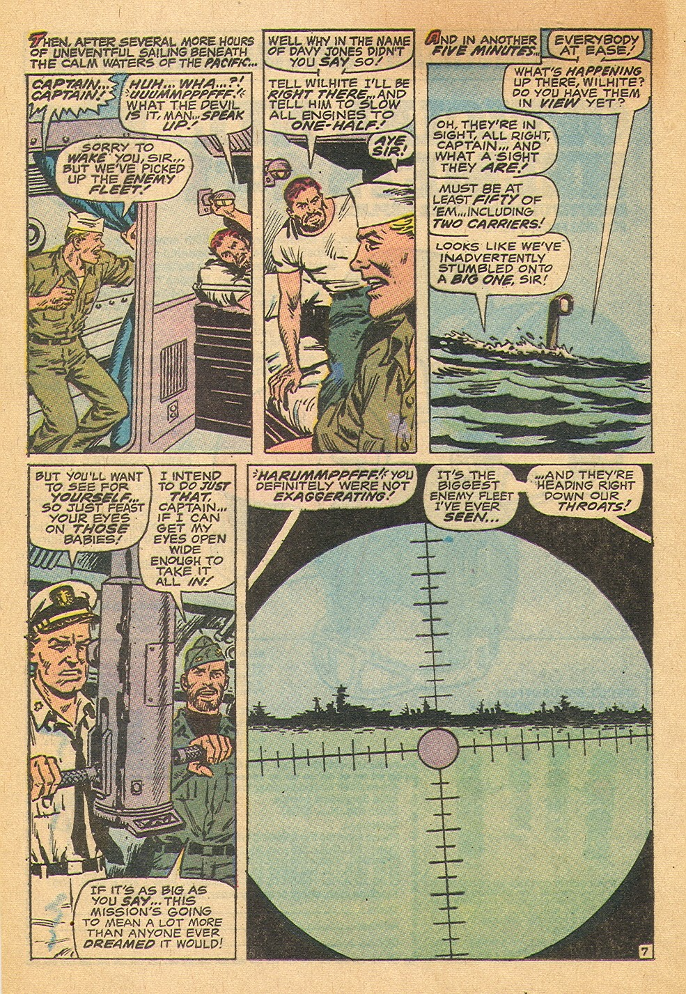 Captain Savage and his Leatherneck Raiders issue 19 - Page 12