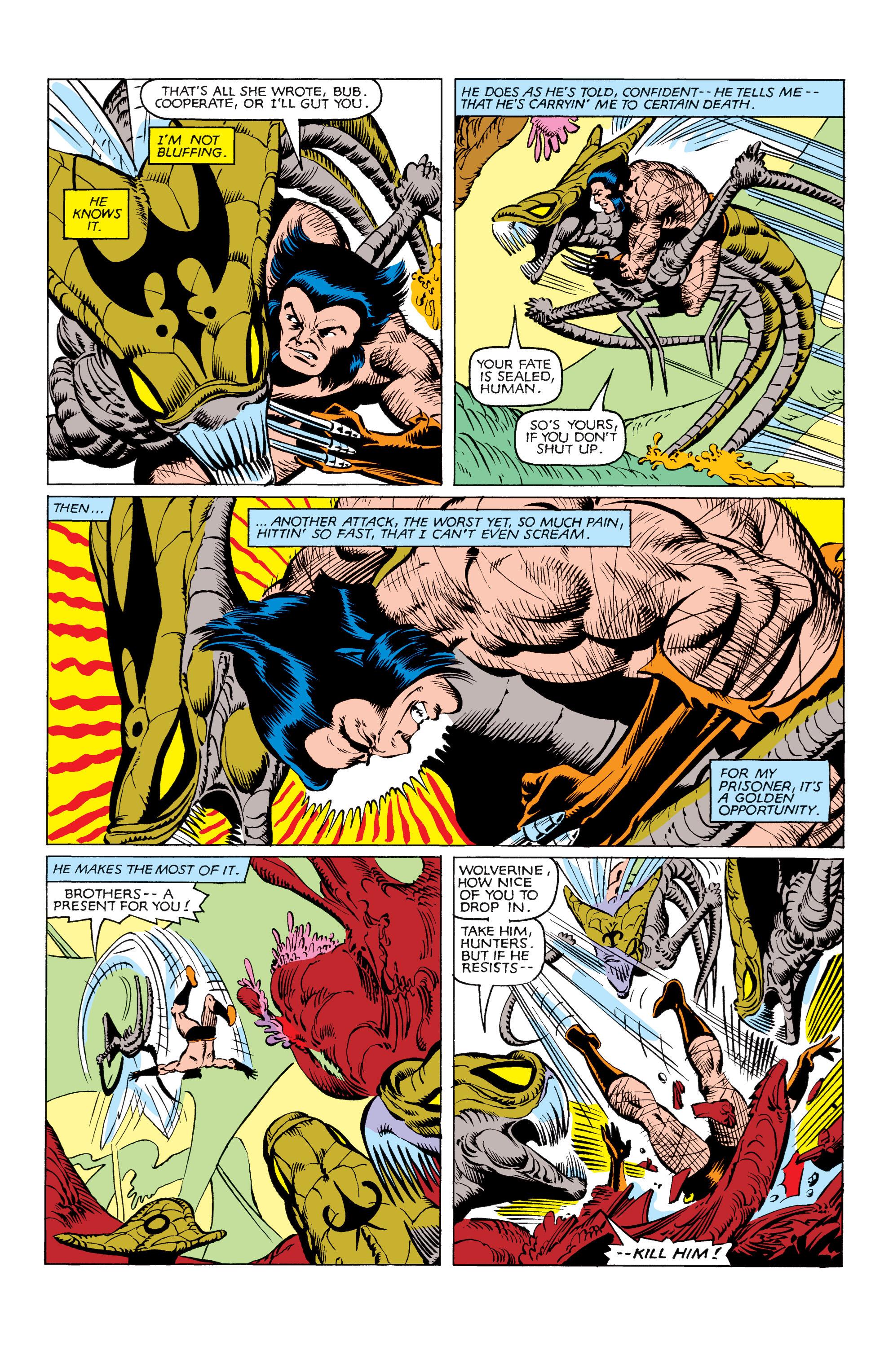 Read online Uncanny X-Men (1963) comic -  Issue #162 - 19