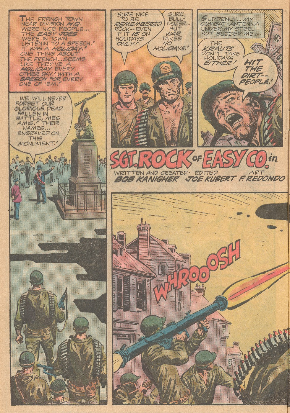 Sgt. Rock issue 363 - Page 3
