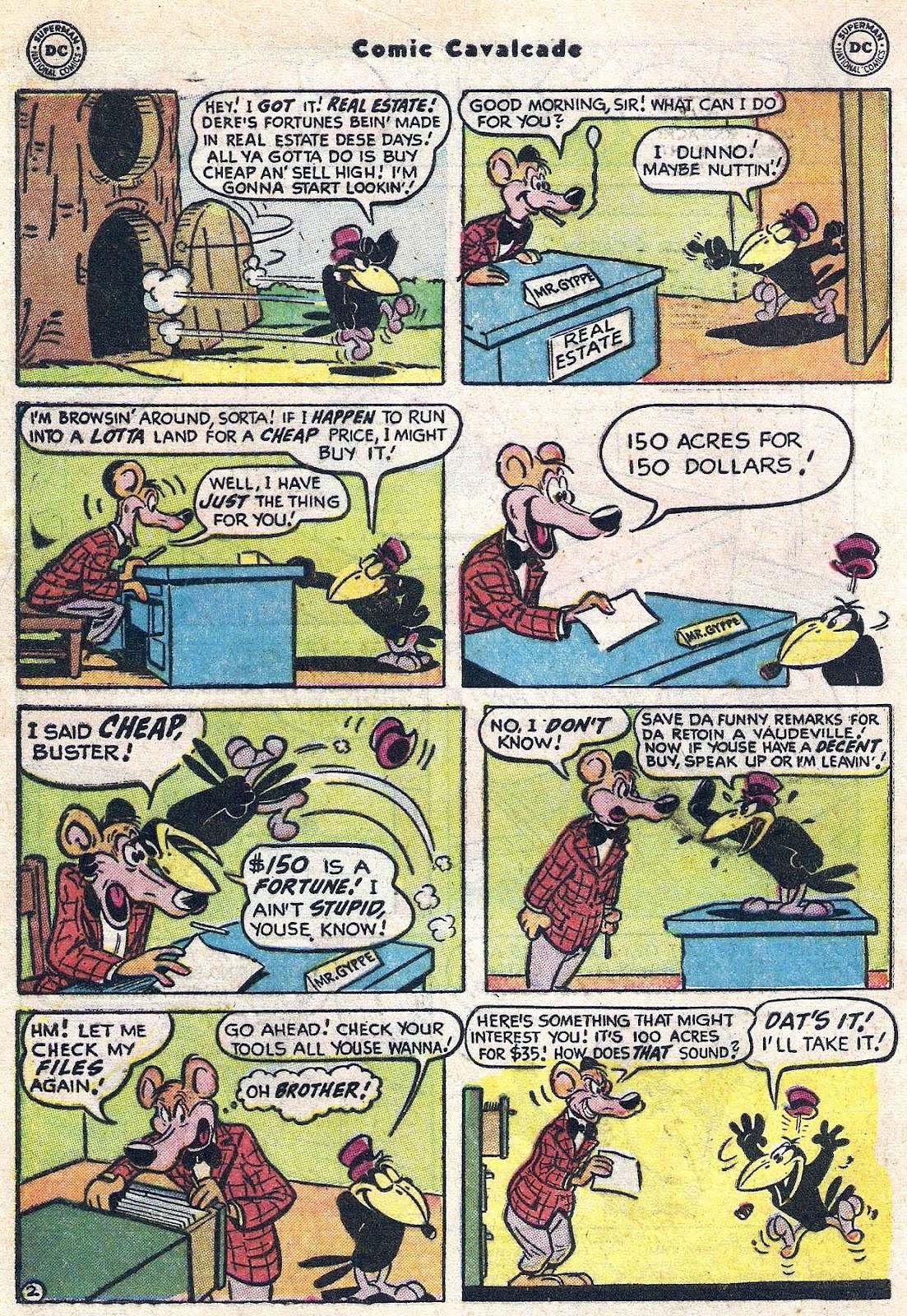 Comic Cavalcade issue 56 - Page 4