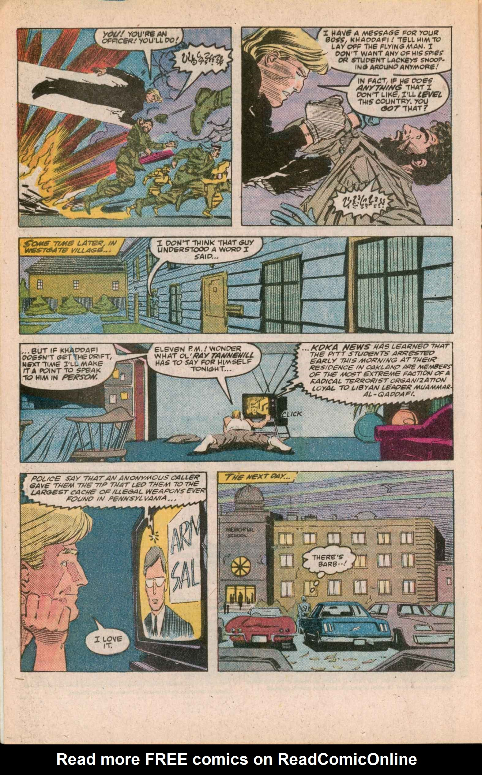 Read online Star Brand comic -  Issue #5 - 18