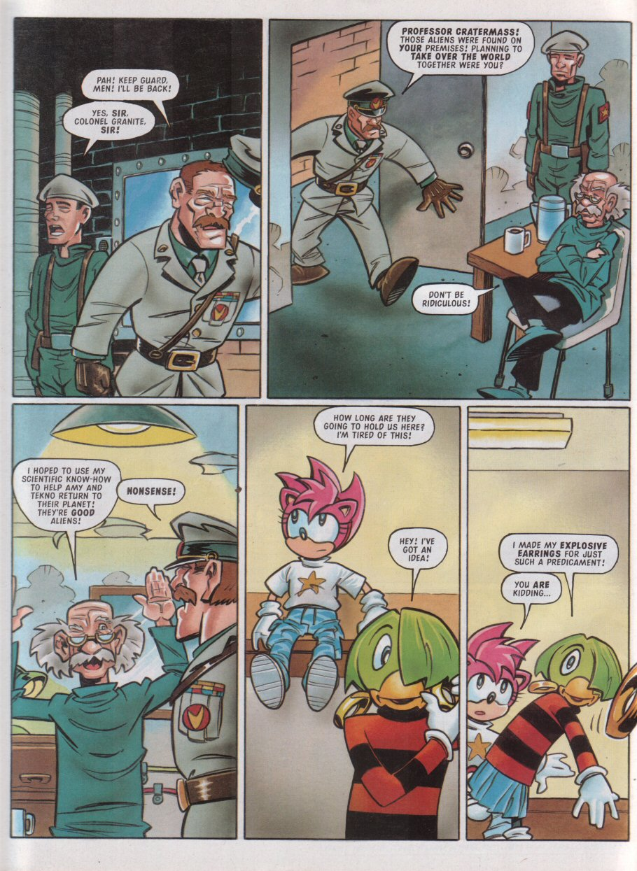 Read online Sonic the Comic comic -  Issue #115 - 22
