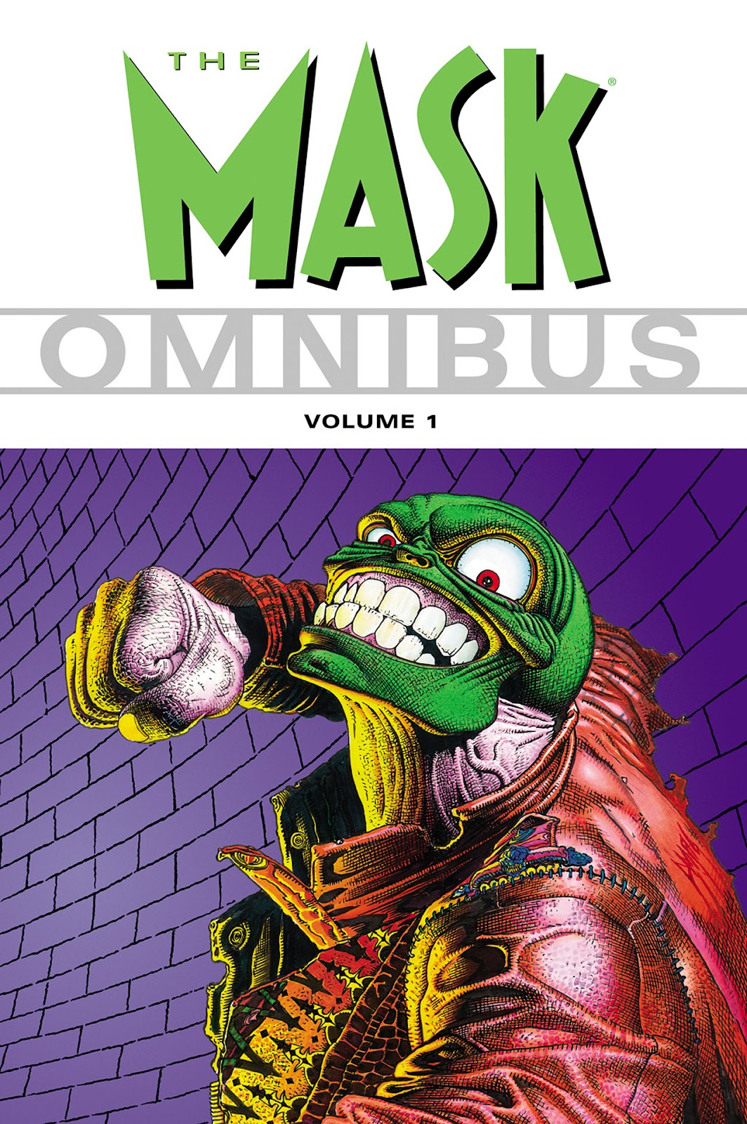The Mask Omnibus issue TPB 1 - Page 1