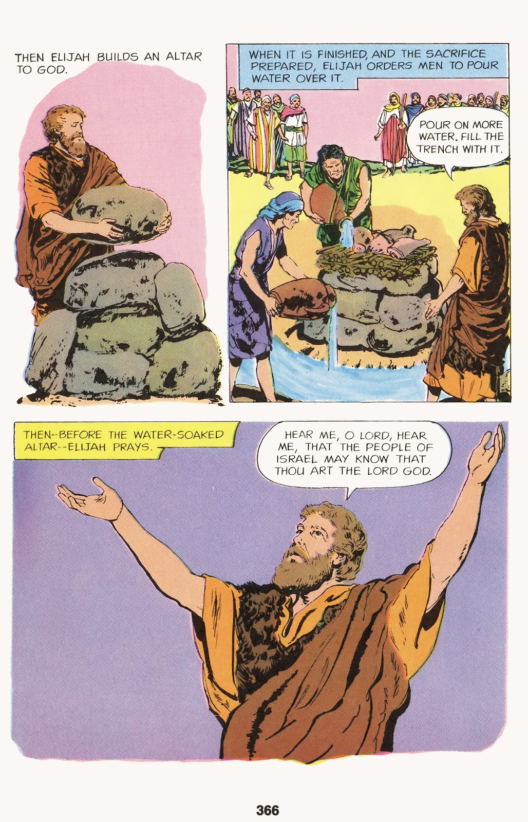 The Picture Bible issue TPB (Part 4) - Page 69