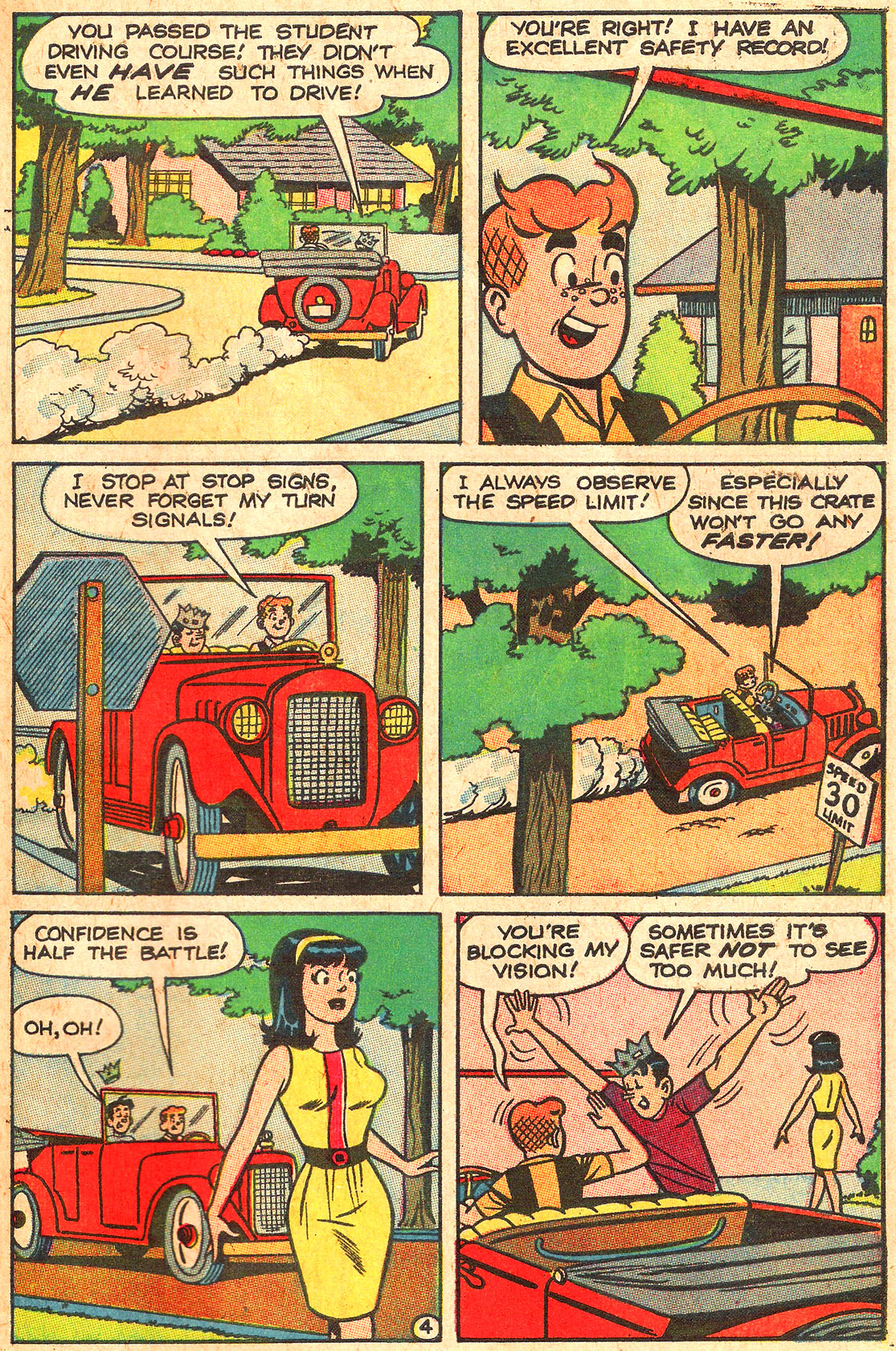 Read online Archie (1960) comic -  Issue #176 - 31