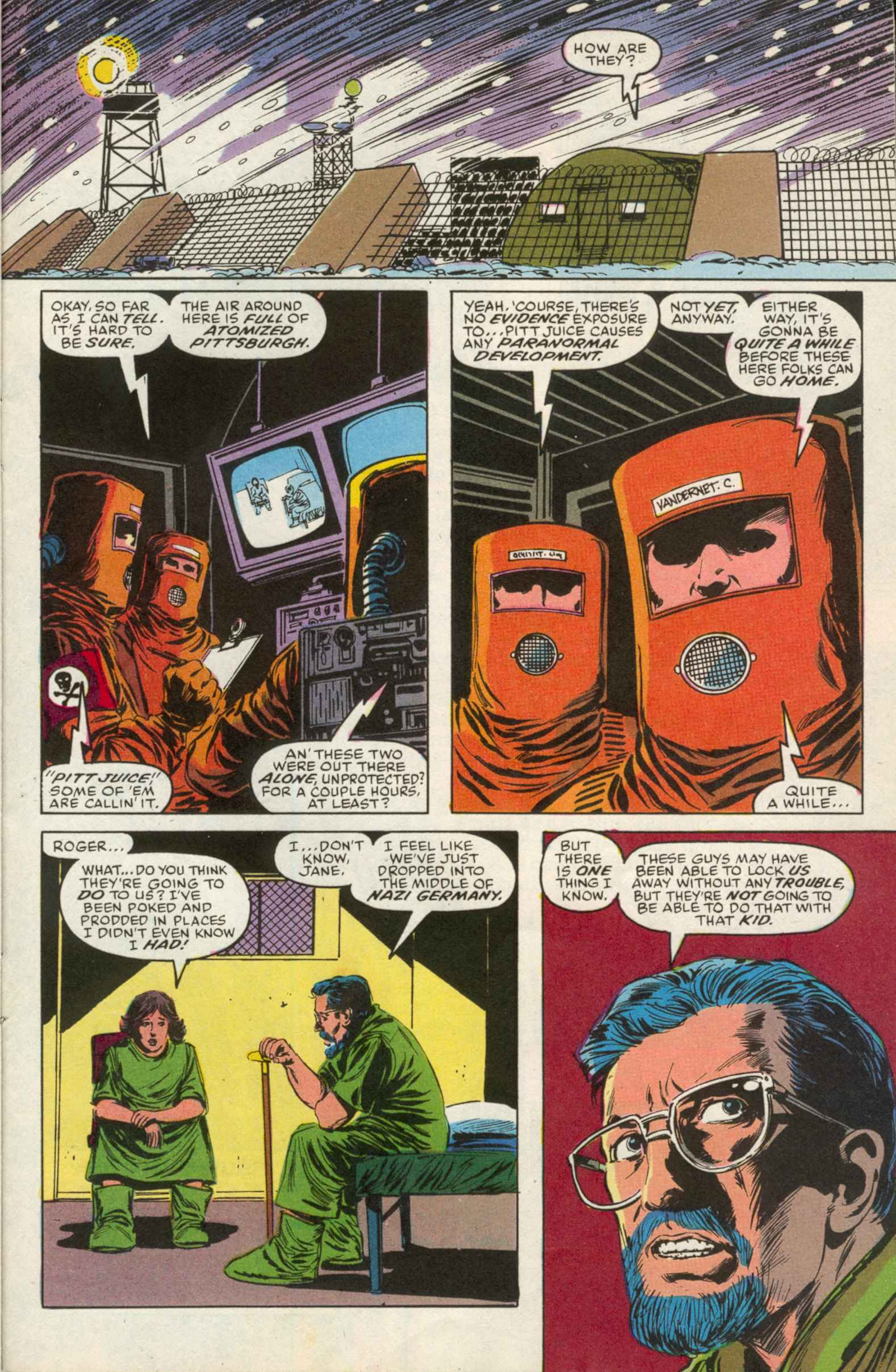 Read online Star Brand comic -  Issue #13 - 23