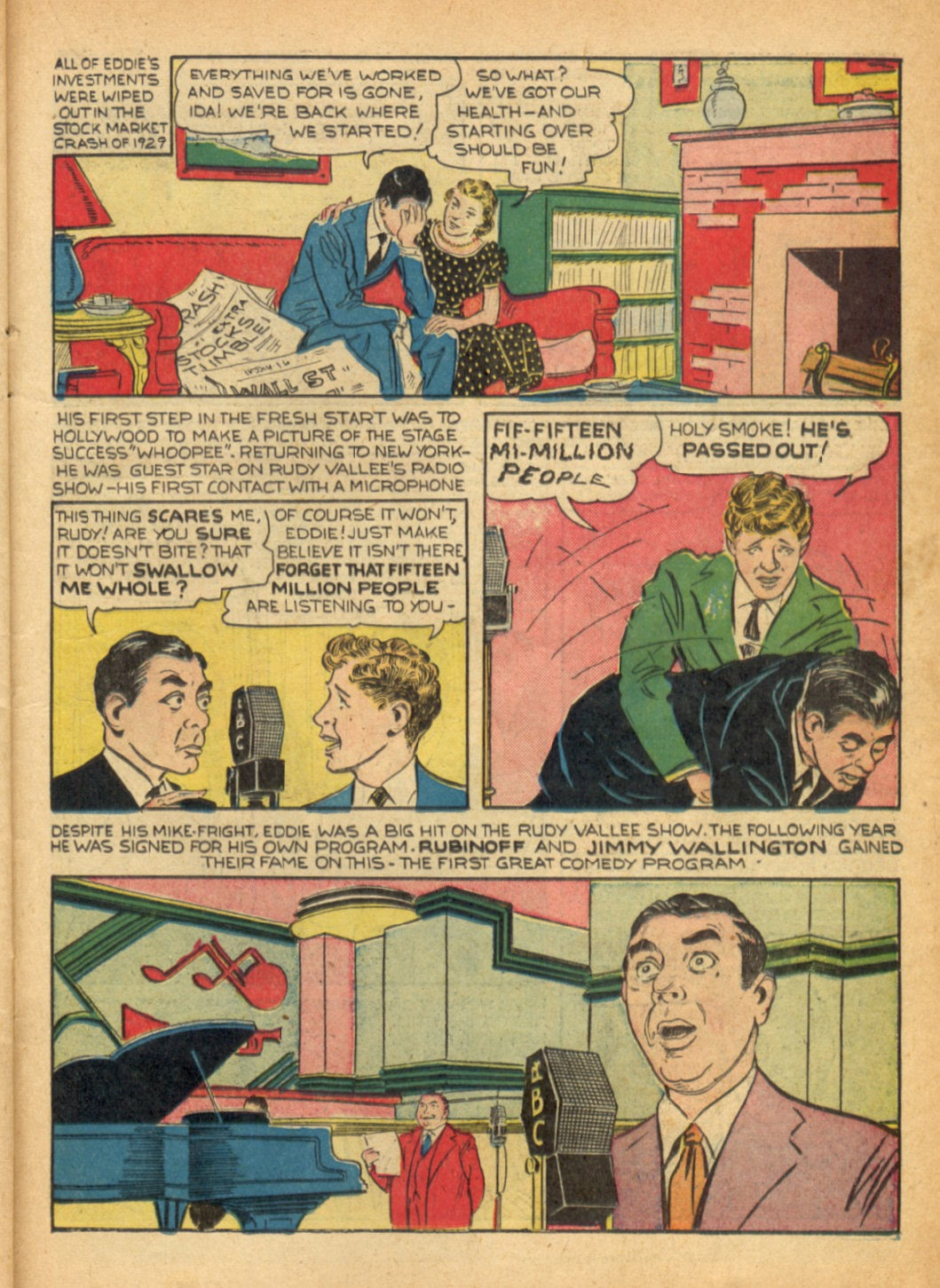 Read online Super-Magician Comics comic -  Issue #6 - 42
