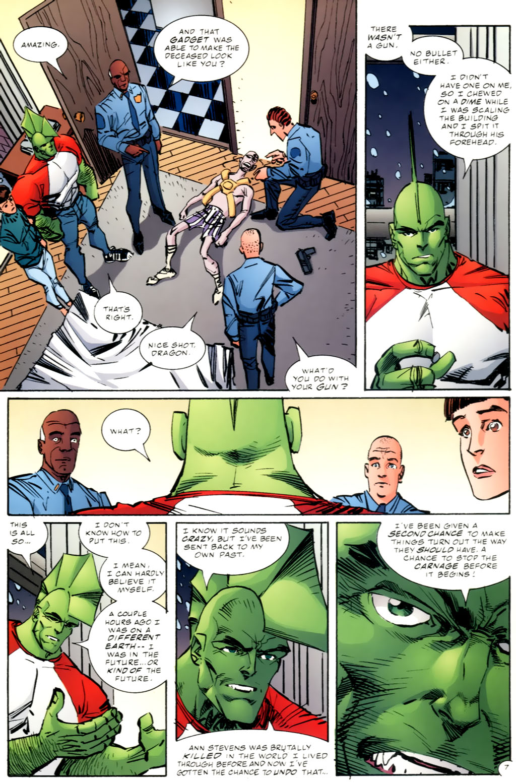 The Savage Dragon (1993) Issue #98 #101 - English 9