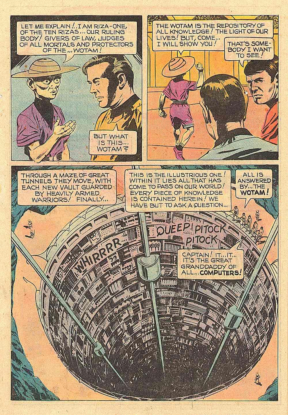 Star Trek (1967) issue 46 - Page 11