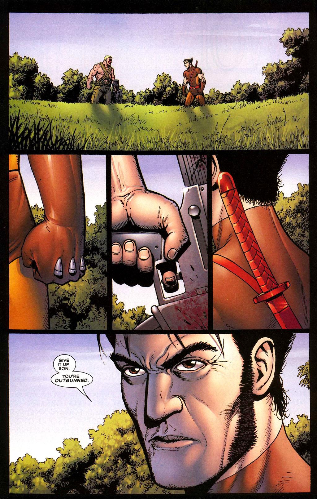 Read online Wolverine: Origins comic -  Issue #3 - 3