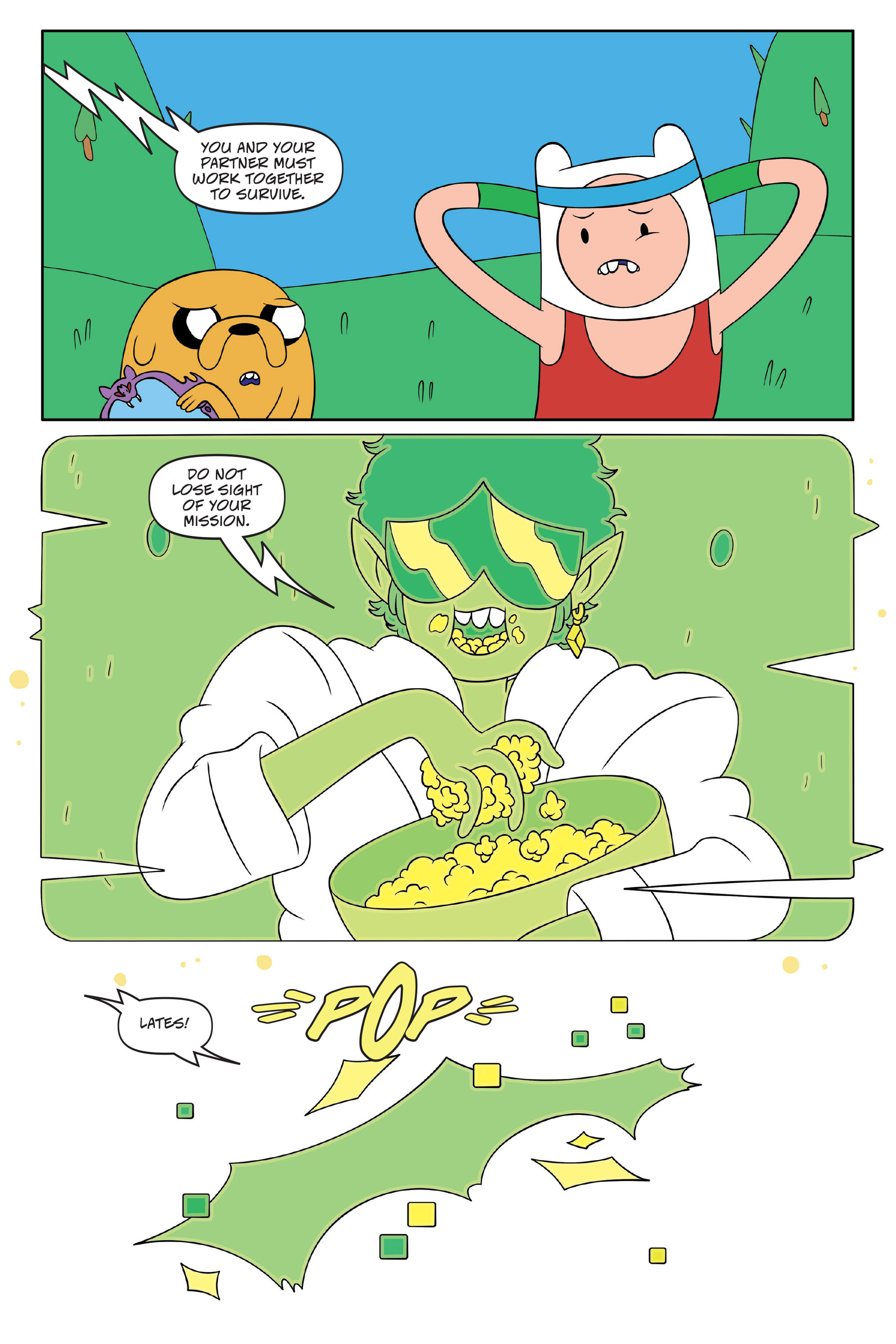 Read online Adventure Time comic -  Issue #Adventure Time _TPB 7 - 54