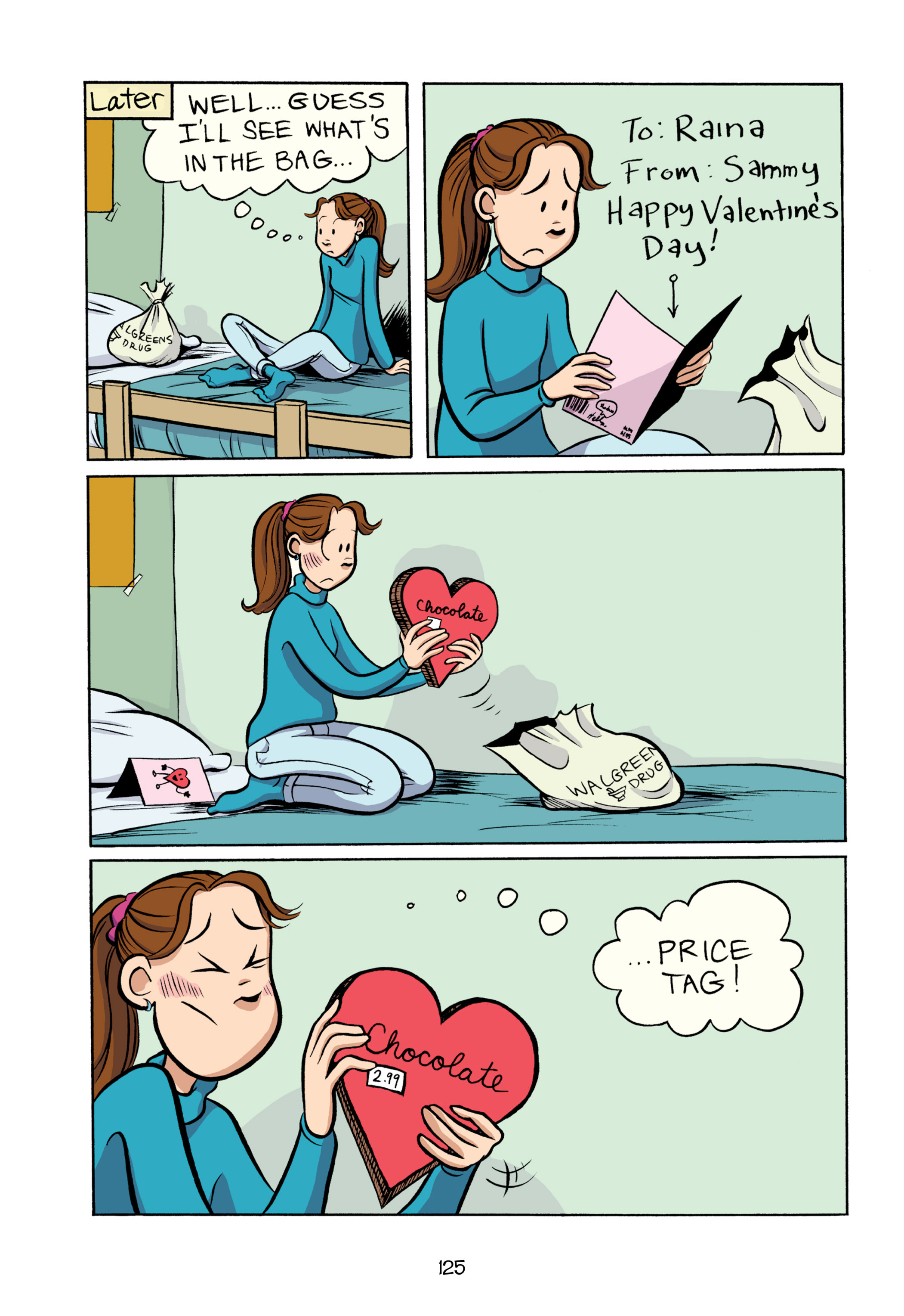 Read online Smile comic -  Issue # TPB - 131