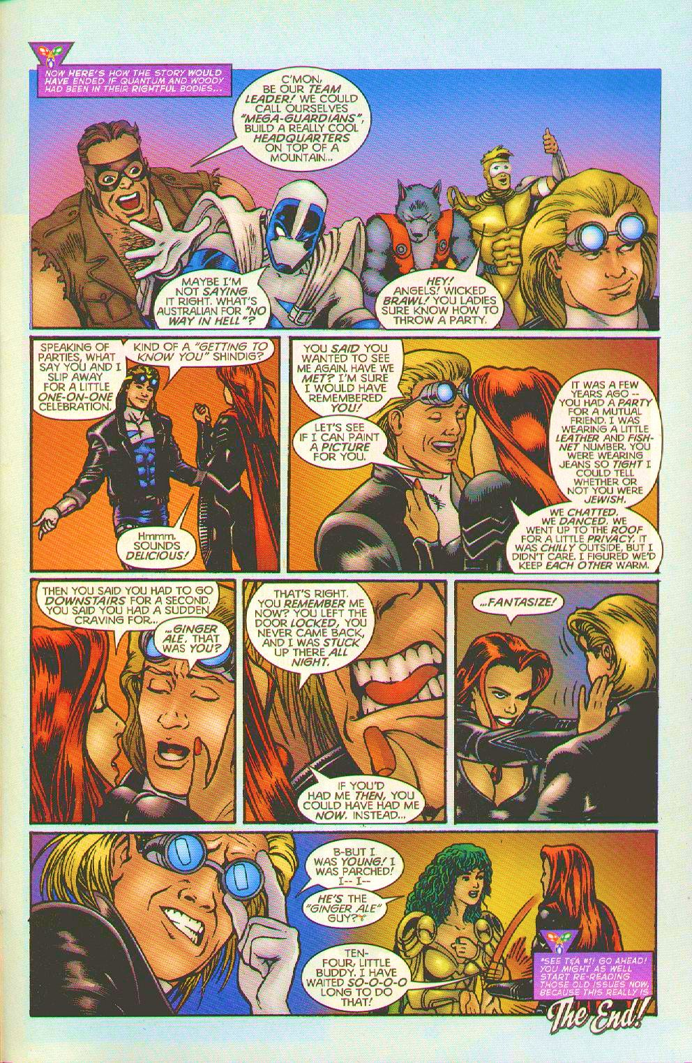 Read online Trinity Angels comic -  Issue #12 - 29