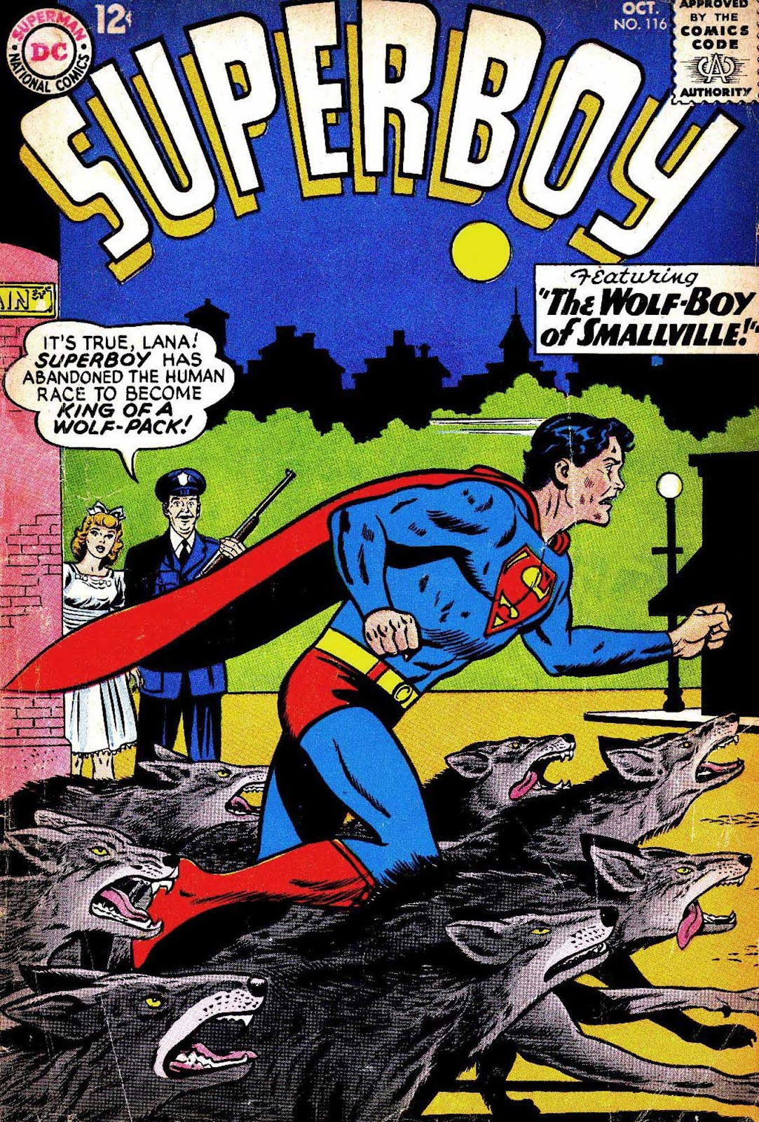 Superboy (1949) issue 116 - Page 1