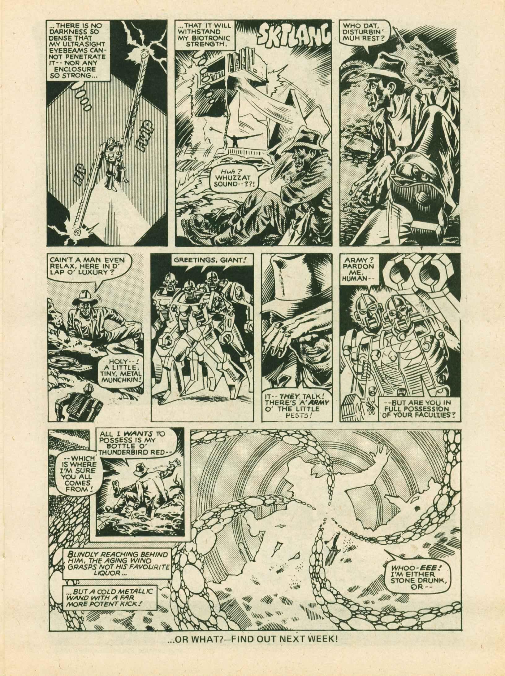 Read online Future Tense comic -  Issue #10 - 15