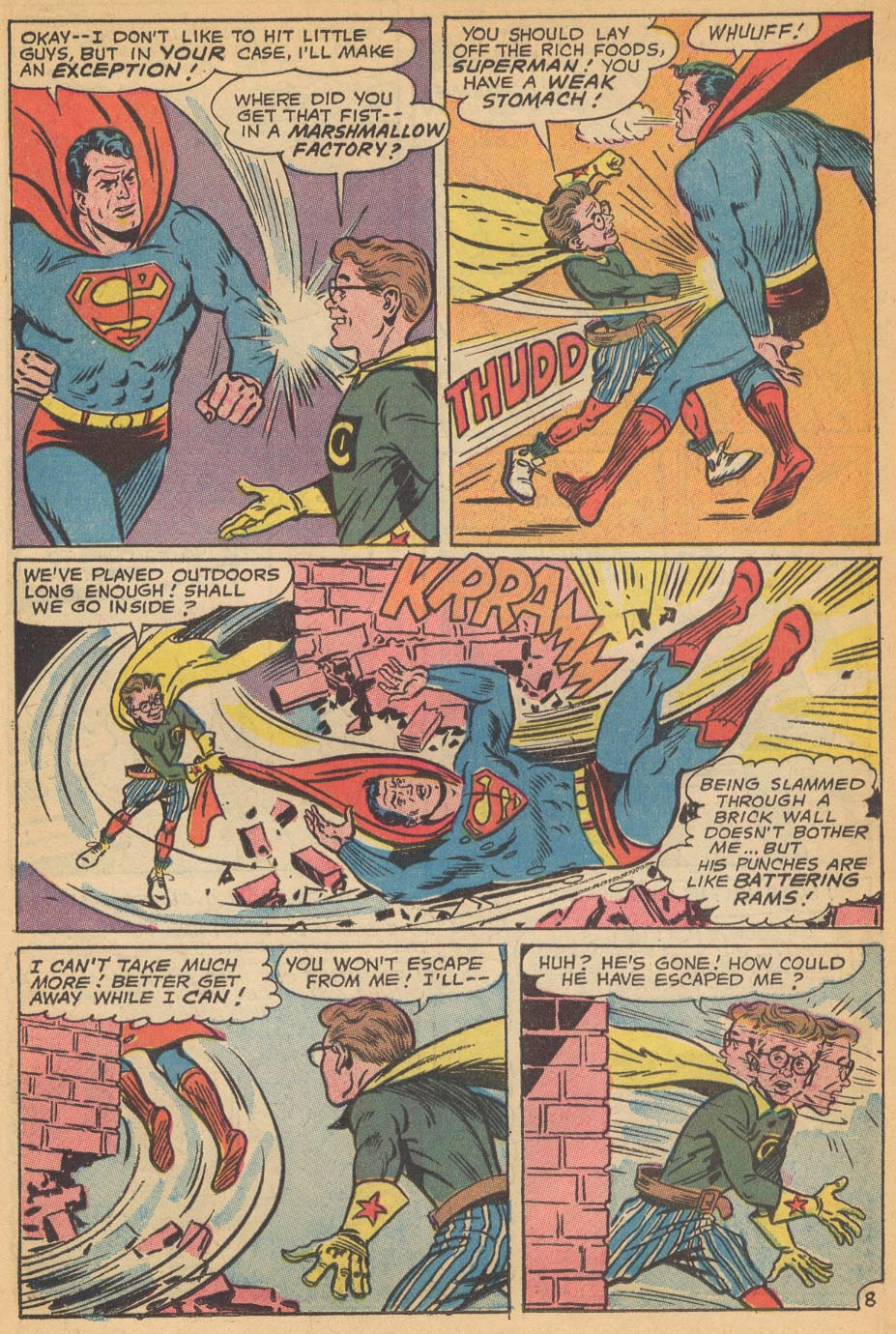 Read online Action Comics (1938) comic -  Issue #354 - 11
