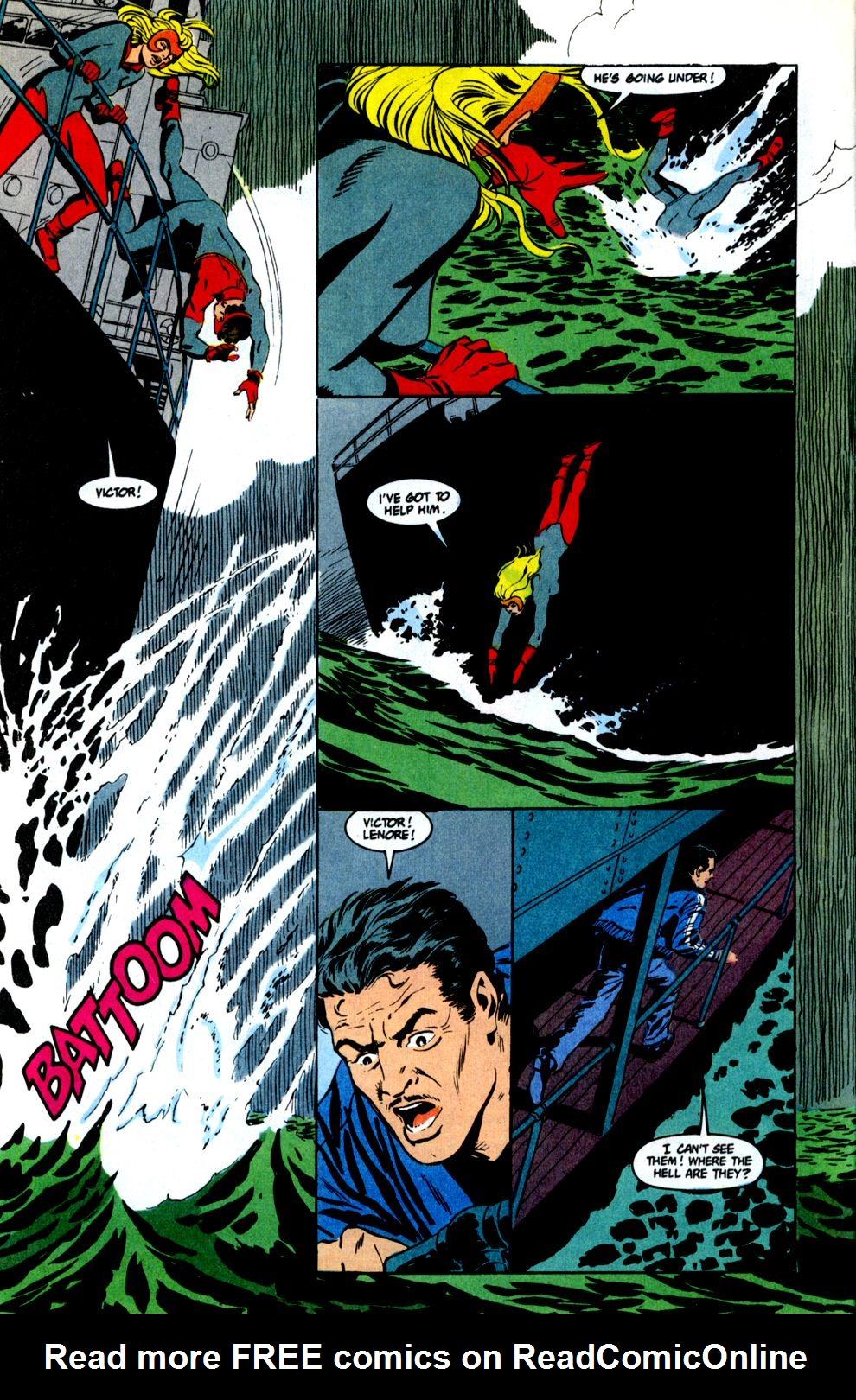 Read online Powerline comic -  Issue #8 - 10