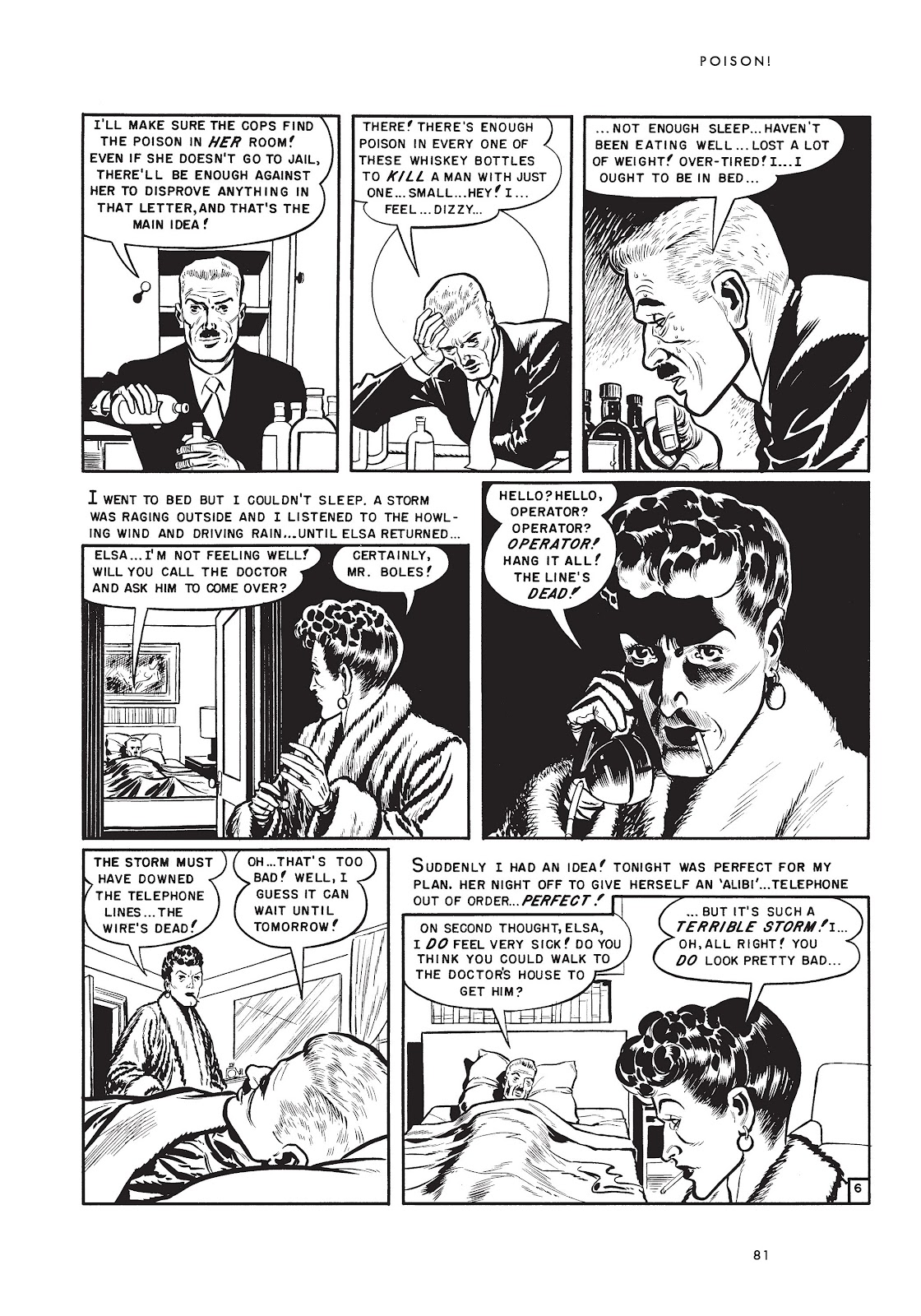 Read online Voodoo Vengeance and Other Stories comic -  Issue # TPB (Part 1) - 98
