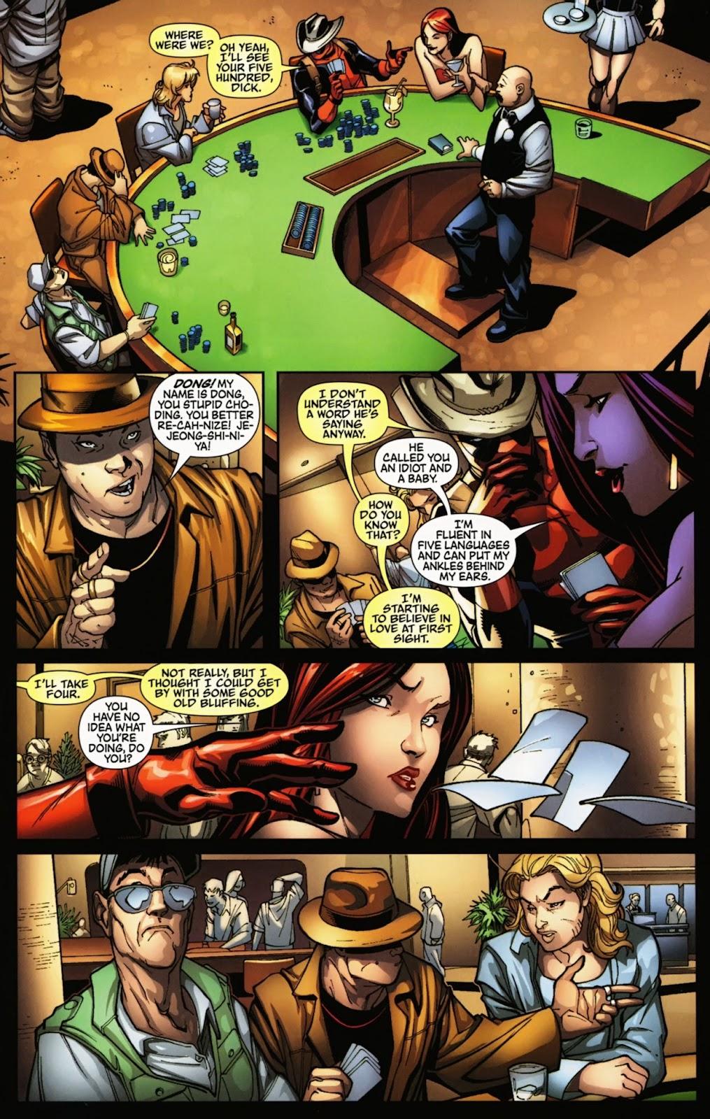 Read online Deadpool (2008) comic -  Issue #1000 - 6