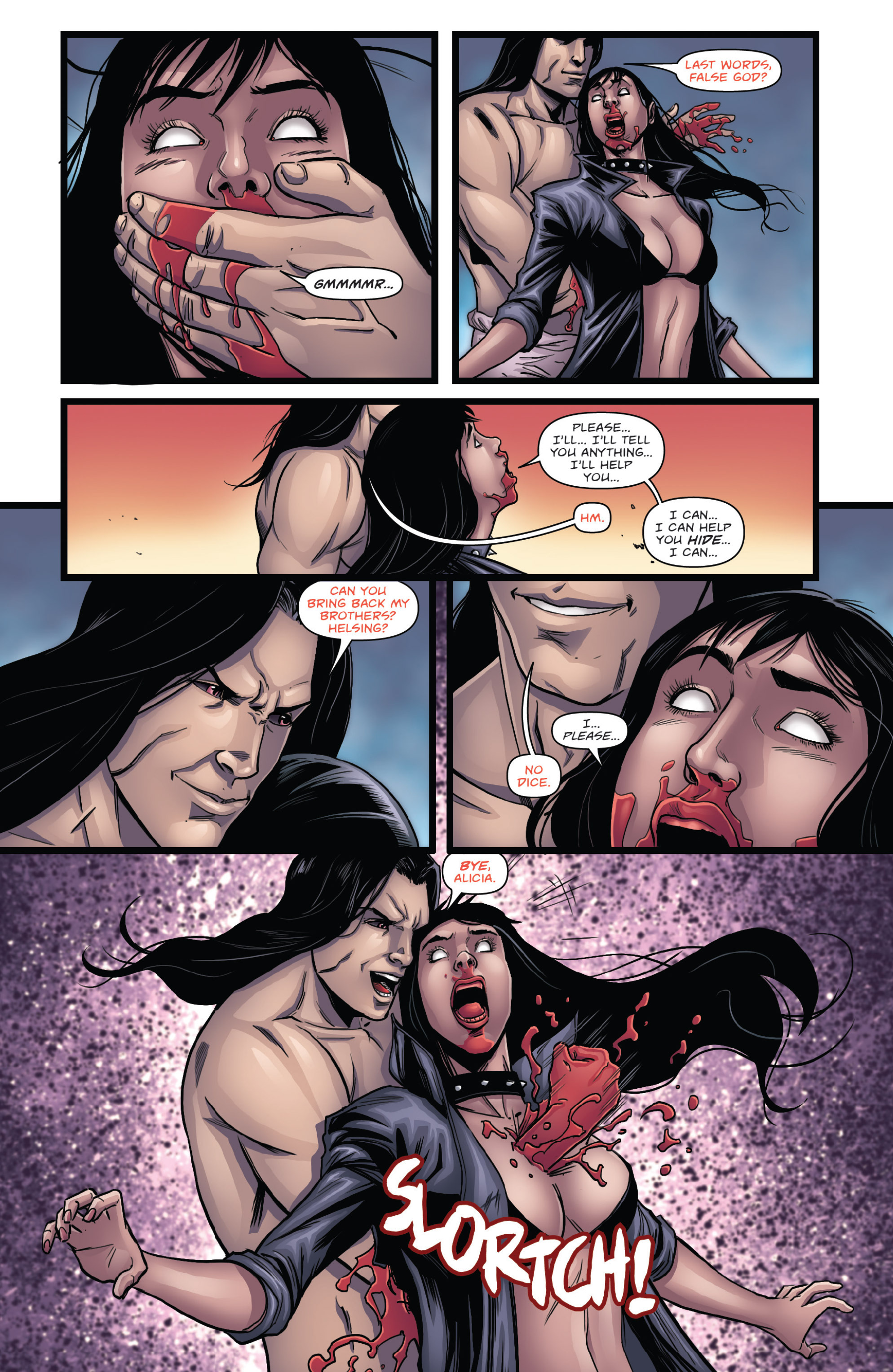 Read online Grimm Fairy Tales presents Cinderella: Age of Darkness comic -  Issue #2 - 12