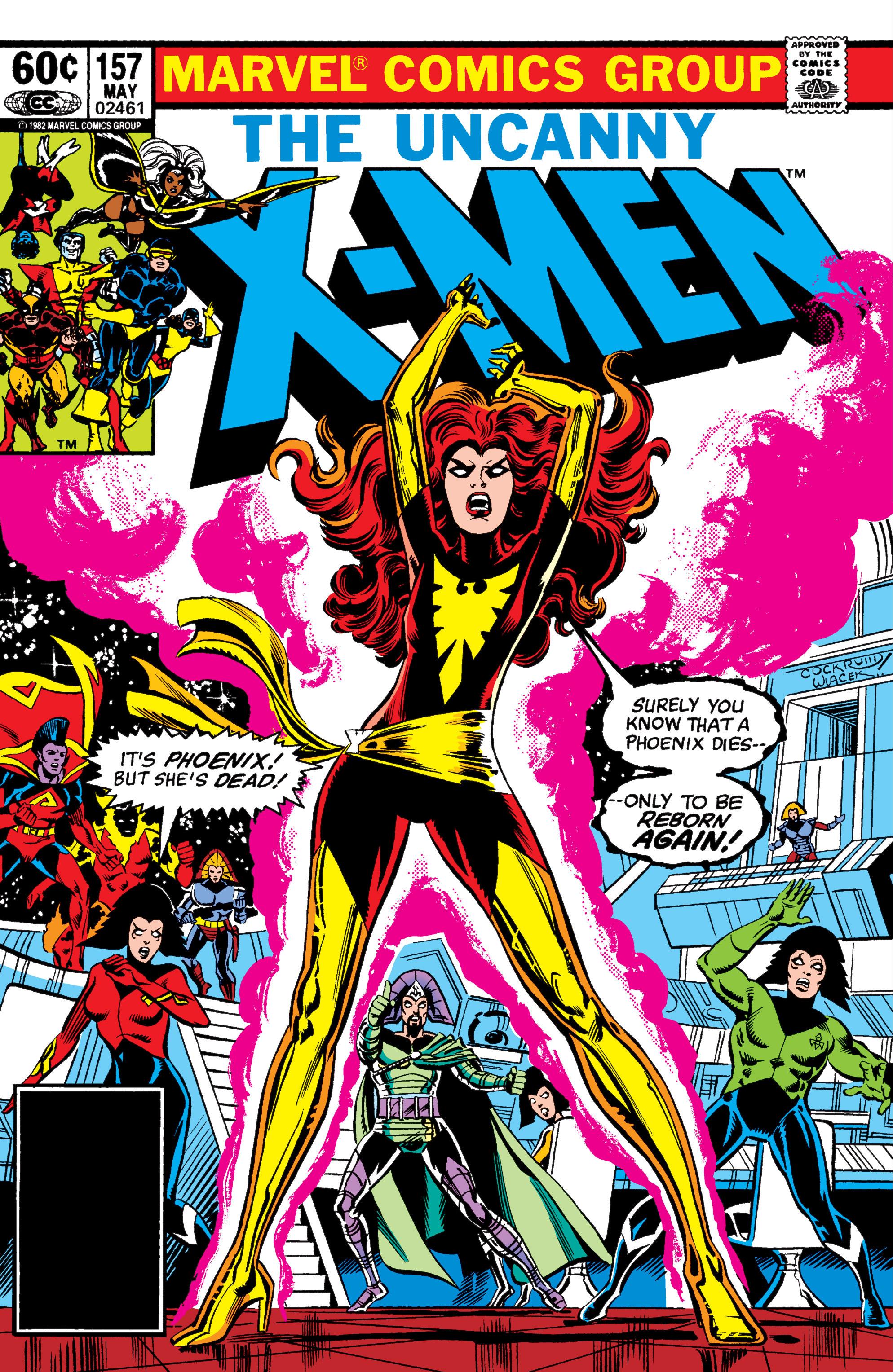 Uncanny X-Men (1963) 157 Page 1