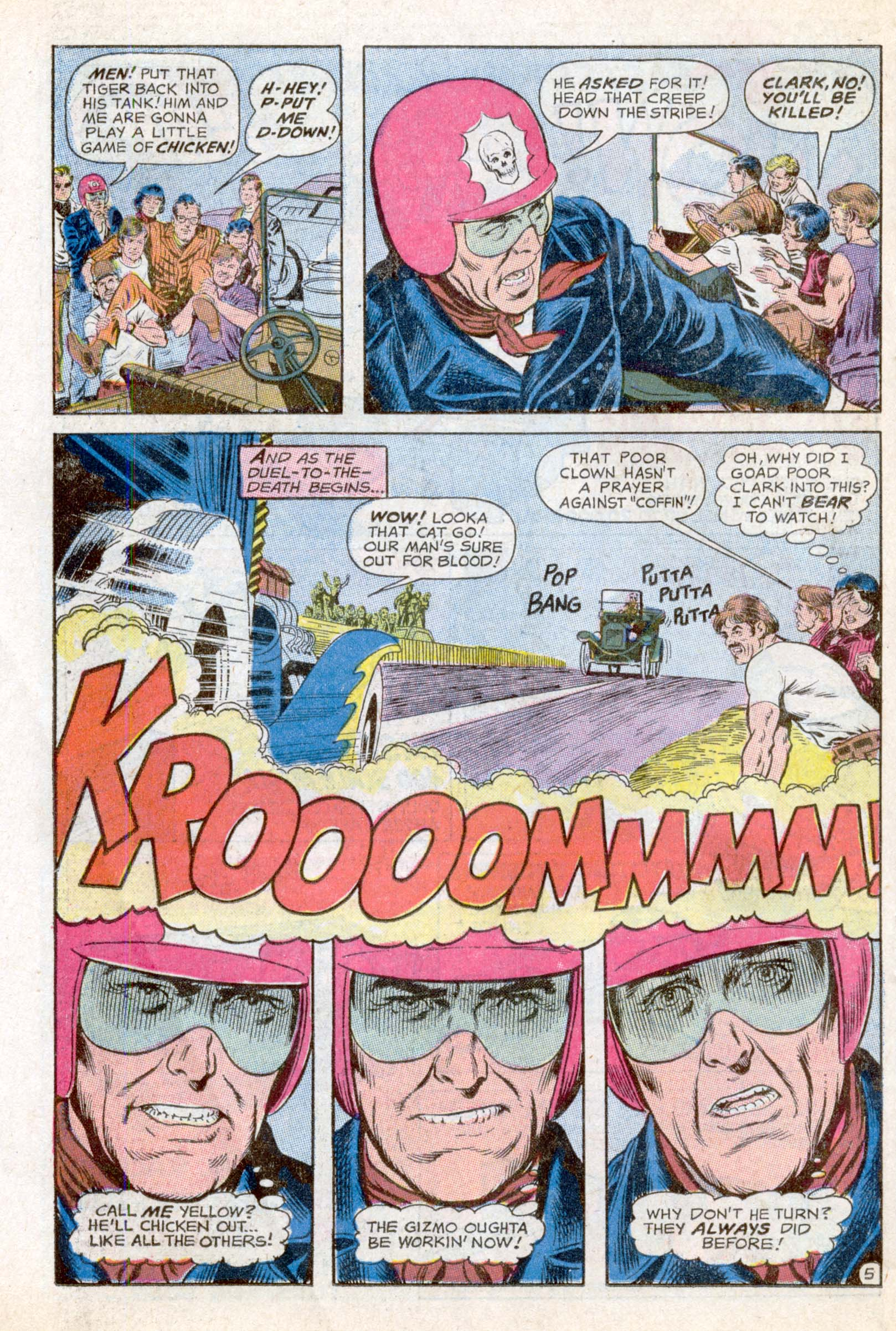 Read online Action Comics (1938) comic -  Issue #394 - 27