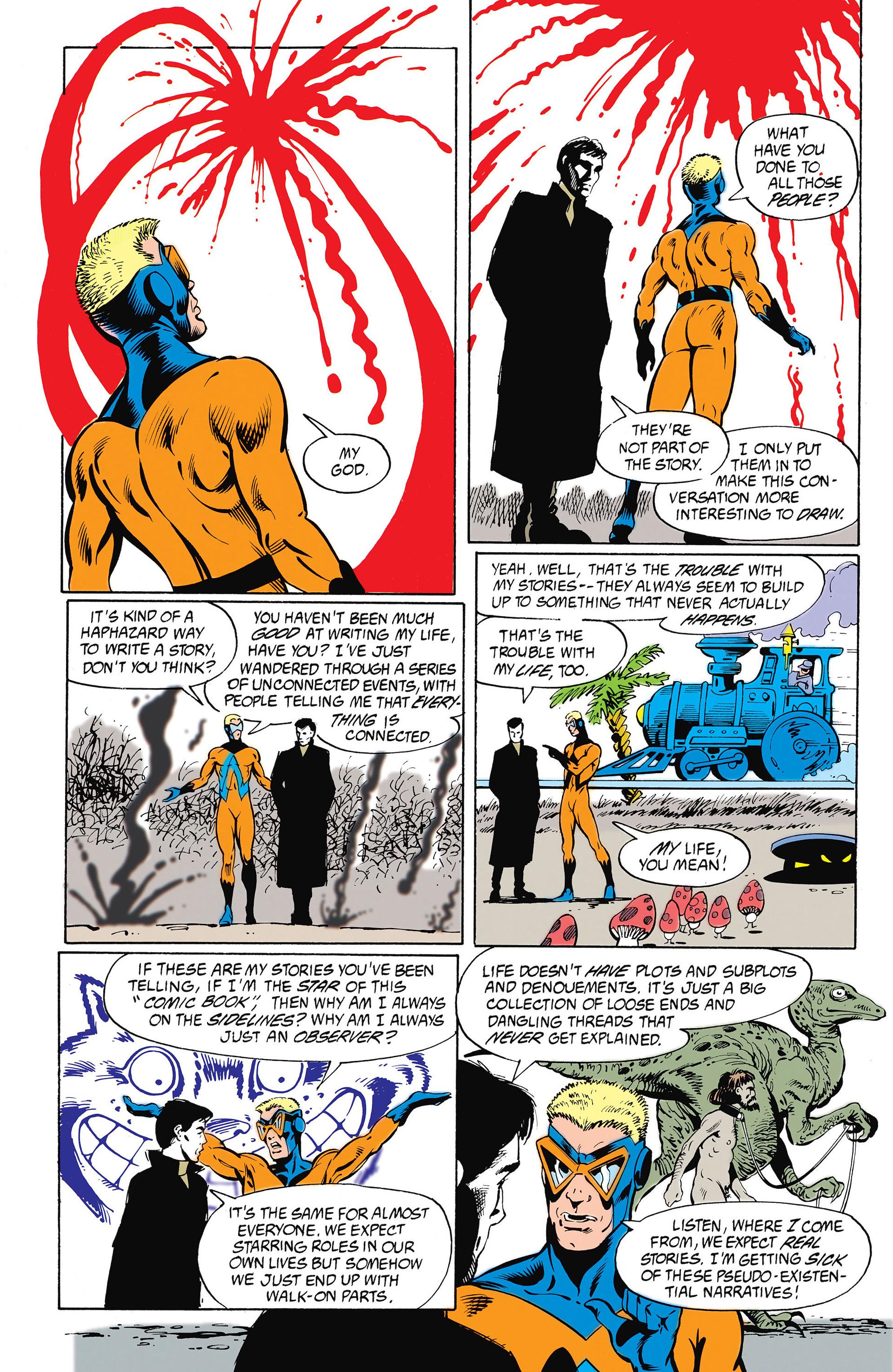 Read online Animal Man (1988) comic -  Issue #26 - 12