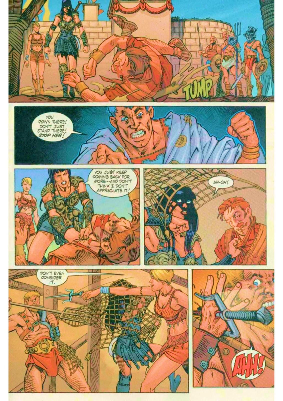 Xena: Warrior Princess (1999) Issue #7 #7 - English 22