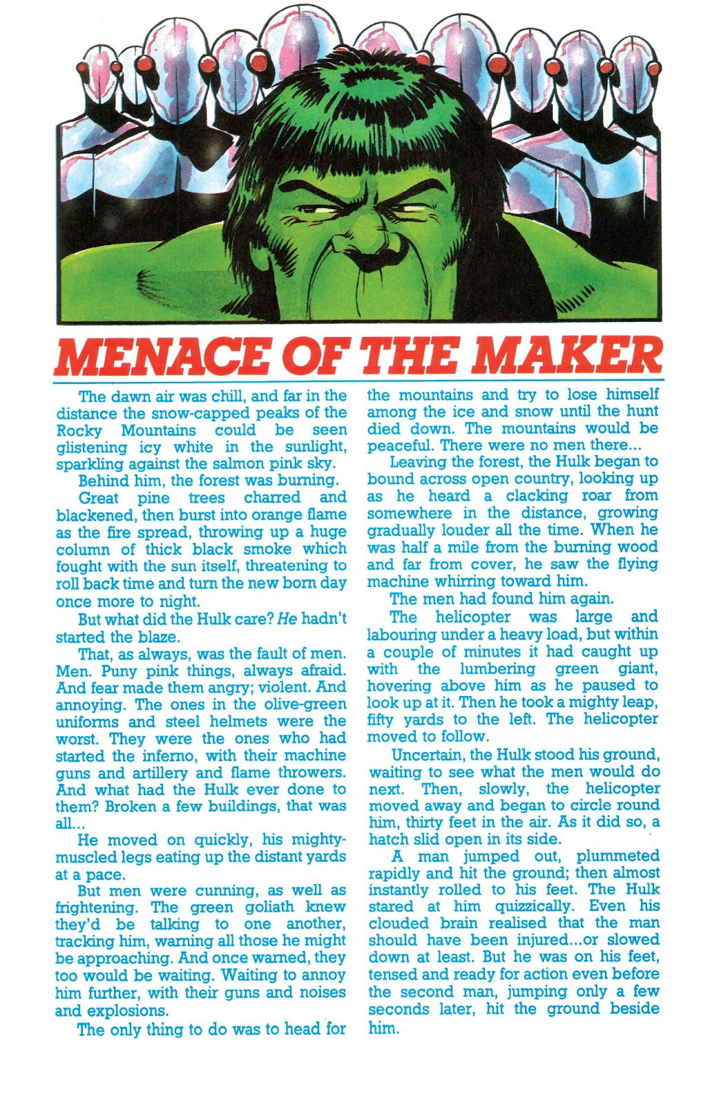 Read online Hulk: From The Marvel UK Vaults comic -  Issue # TPB (Part 3) - 16