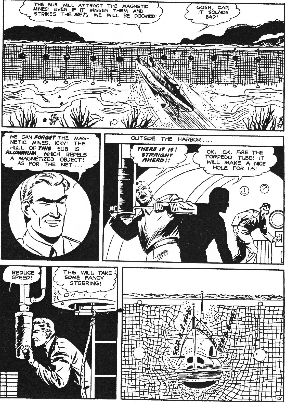 Captain Midnight (1942) issue 11 - Page 23