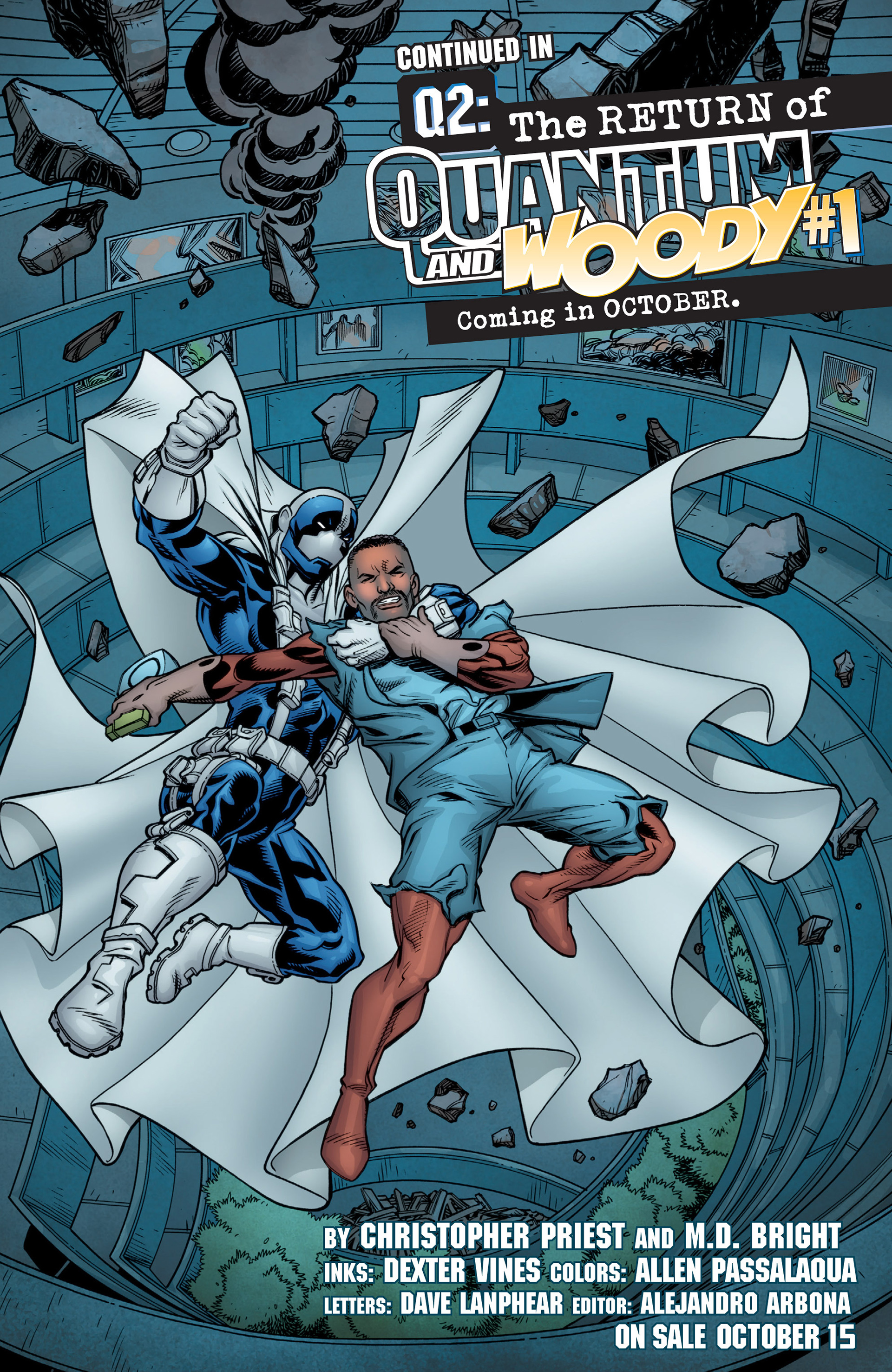 Read online Archer and Armstrong comic -  Issue #23 - 30
