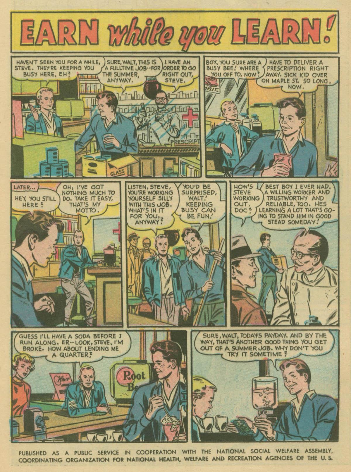 Read online Adventure Comics (1938) comic -  Issue #239 - 16