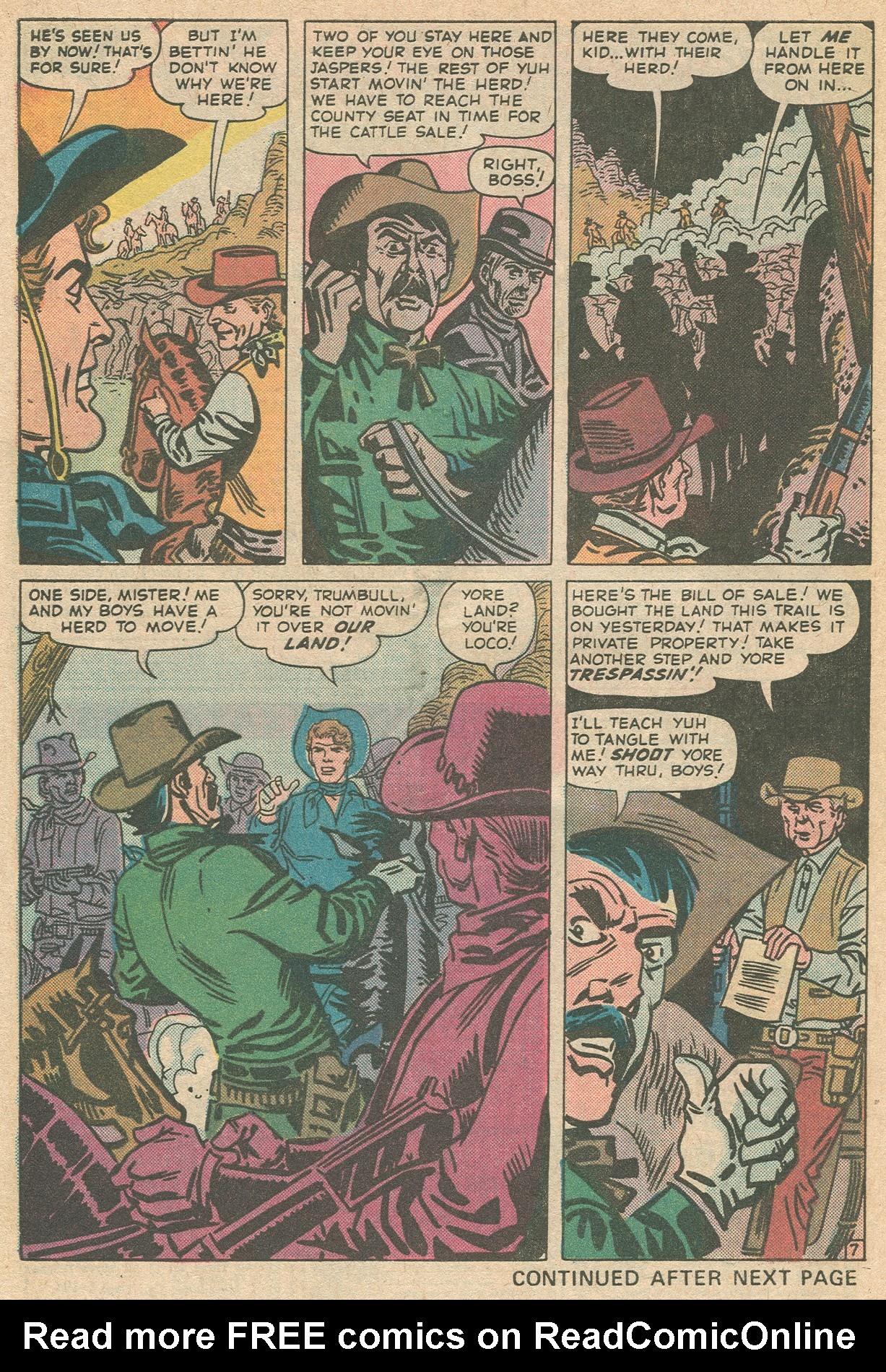 Read online Two-Gun Kid comic -  Issue #124 - 28