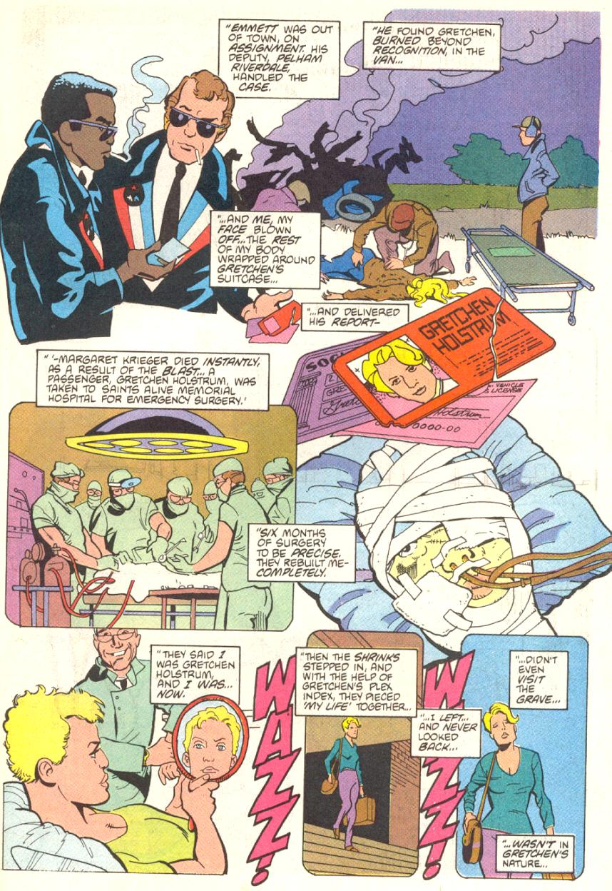 Read online American Flagg! comic -  Issue #13 - 28