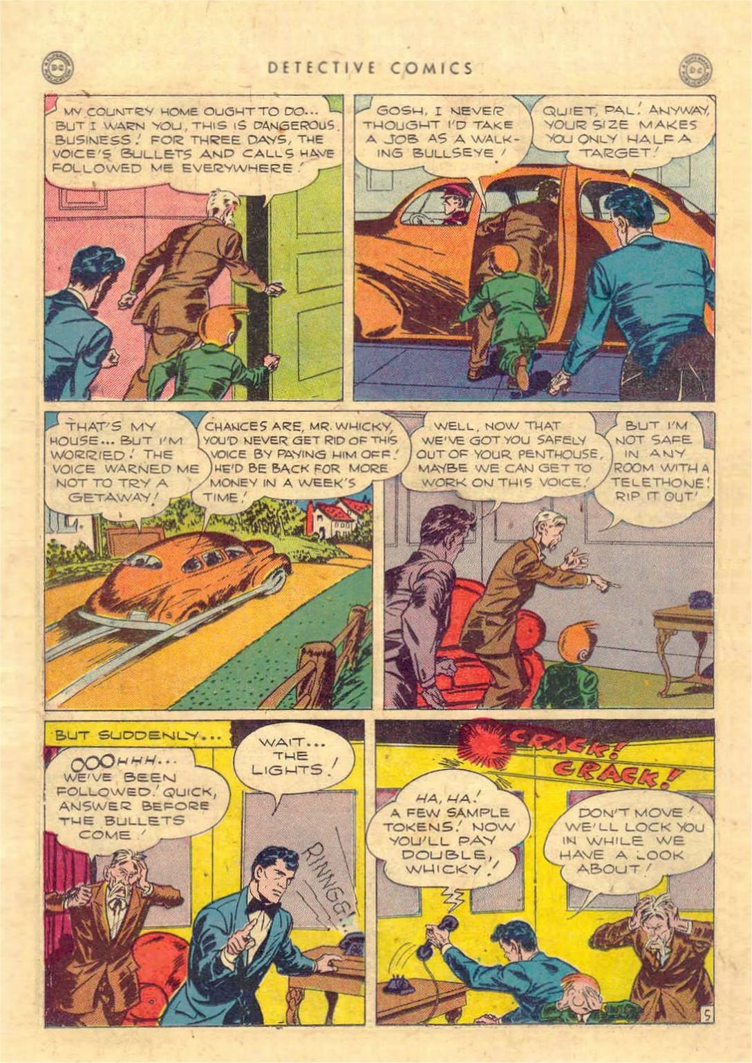 Read online Detective Comics (1937) comic -  Issue #97 - 20